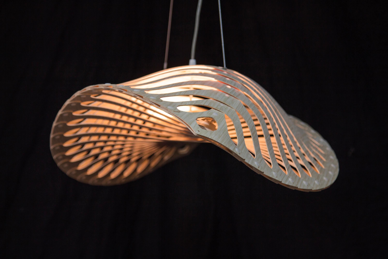 David Trubridge Lighting Inside Navicula By David Trubridge Studio Suspended Lights Navicula From Architonic