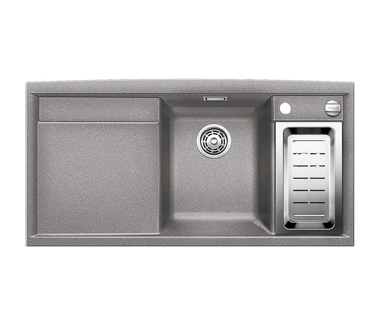 blanco axia ii 6 s silgranit alu metallic kitchen. Black Bedroom Furniture Sets. Home Design Ideas