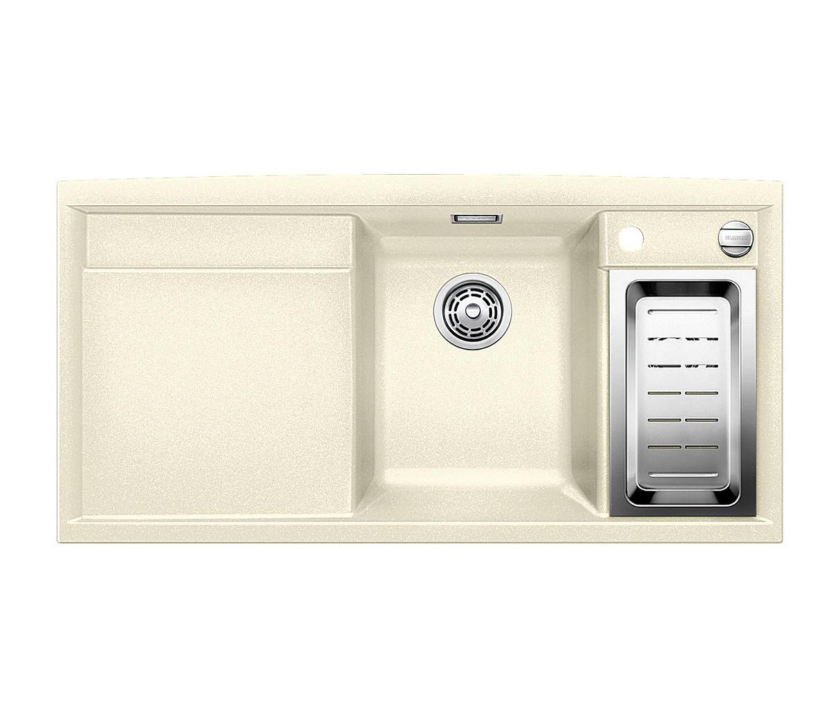blanco axia ii 6 s silgranit jasmine fregaderos de cocina de blanco architonic. Black Bedroom Furniture Sets. Home Design Ideas