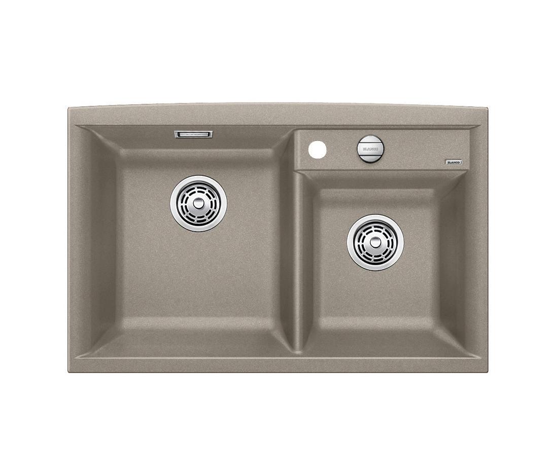 blanco axia ii 8 silgranit tartufo kitchen sinks from. Black Bedroom Furniture Sets. Home Design Ideas