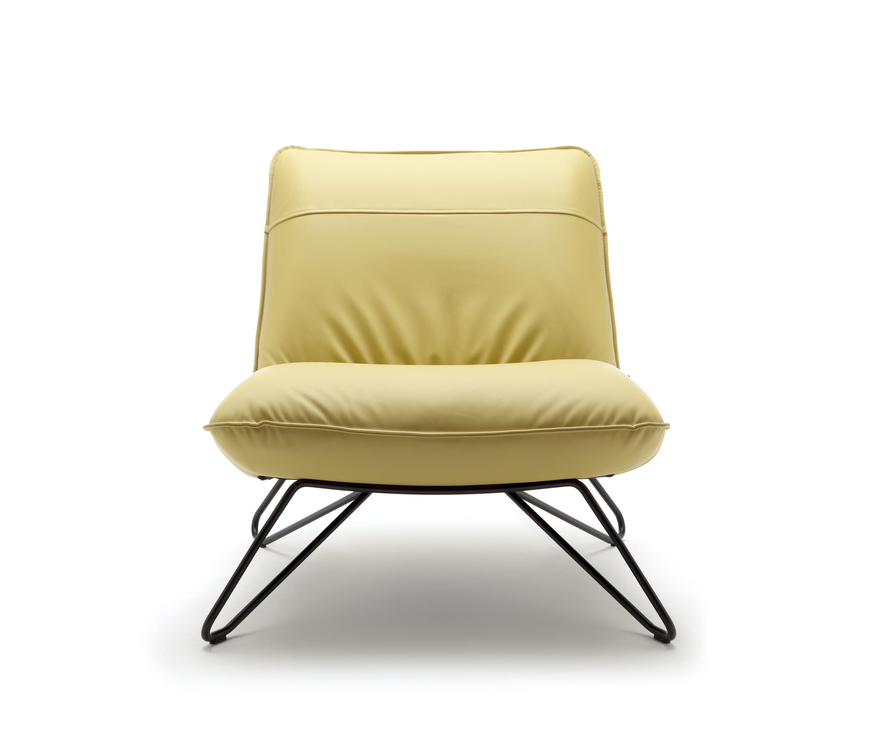 Rolf benz 394 lounge chairs from rolf benz architonic for Sessel 394 rolf benz