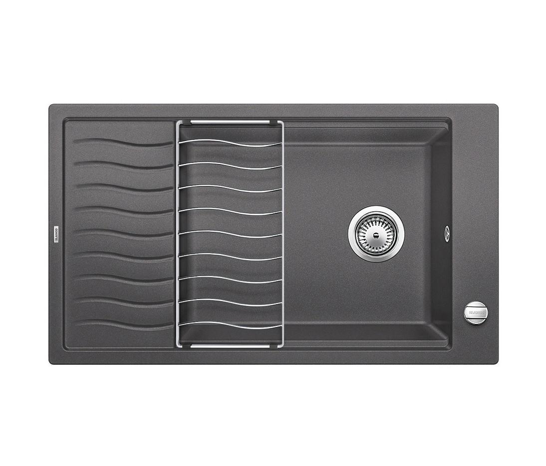 blanco elon xl 8 s silgranit rock grey kitchen sinks. Black Bedroom Furniture Sets. Home Design Ideas