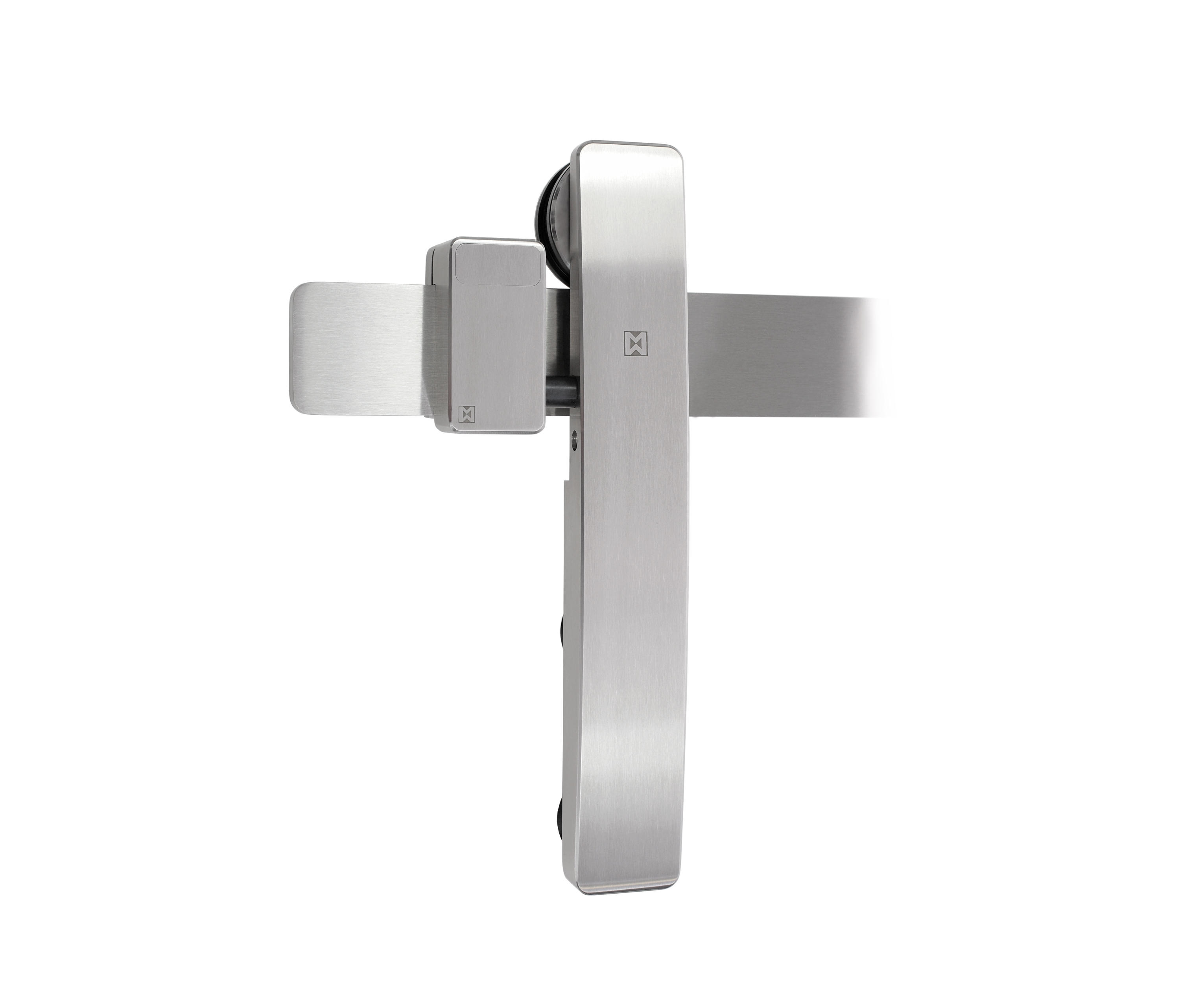 Purist Door System Roller Carriage Sliding Door Fittings From Mwe
