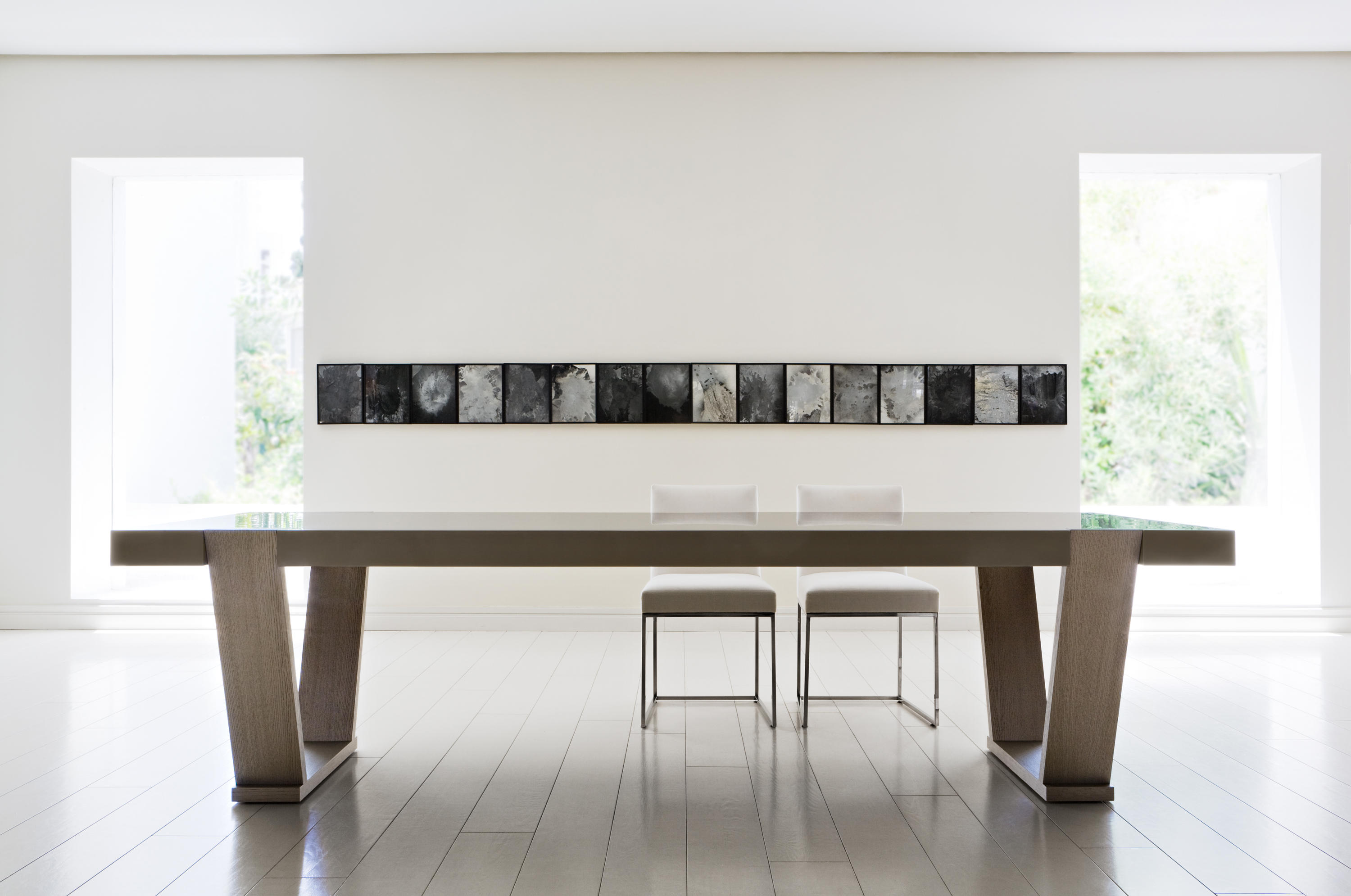 Giza dining table dining tables from baltus architonic for Mesas de comedor