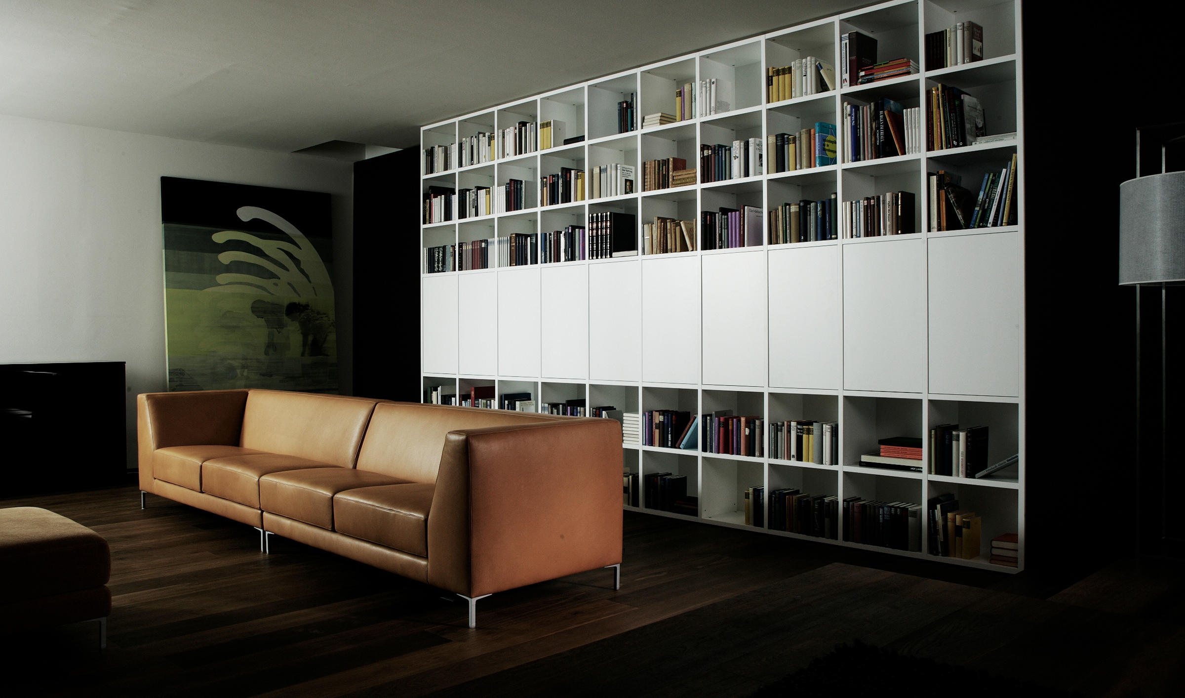 ww29 anbausystem wohnw nde von neue wiener werkst tte architonic. Black Bedroom Furniture Sets. Home Design Ideas