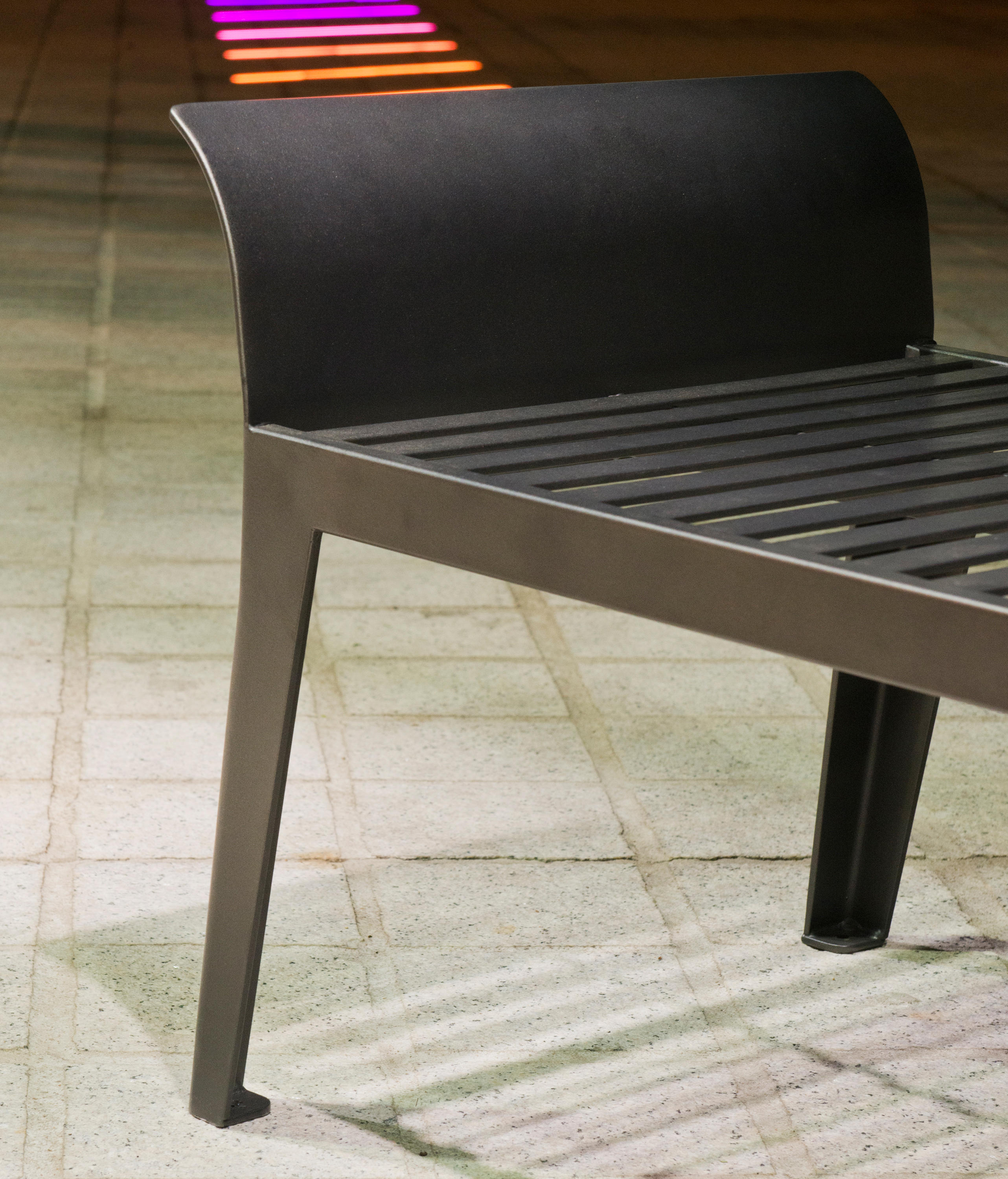 Ontario Bench Benches From Area Architonic