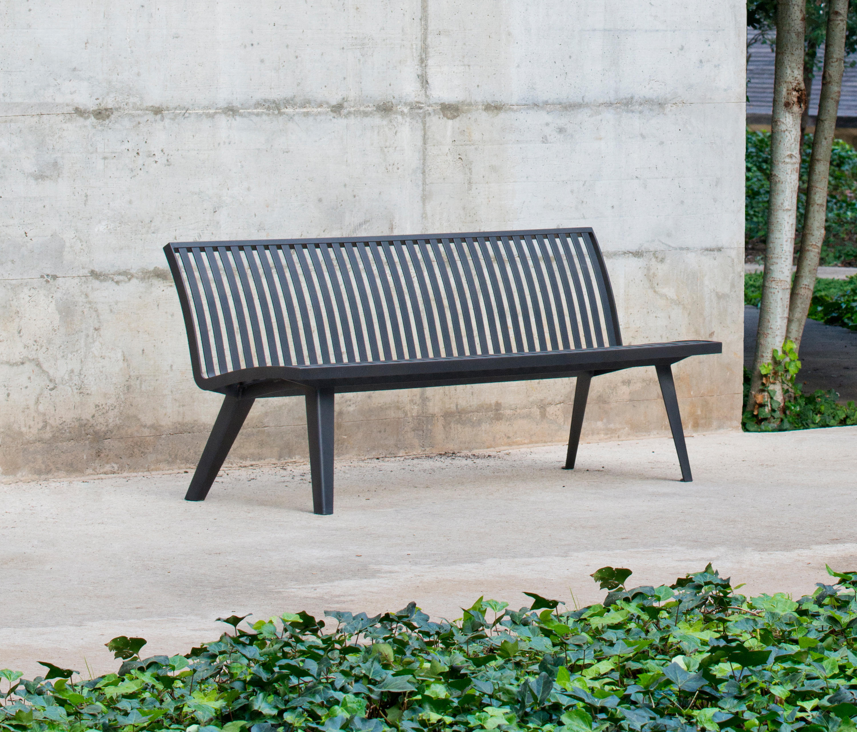 Montreal bench by area benches