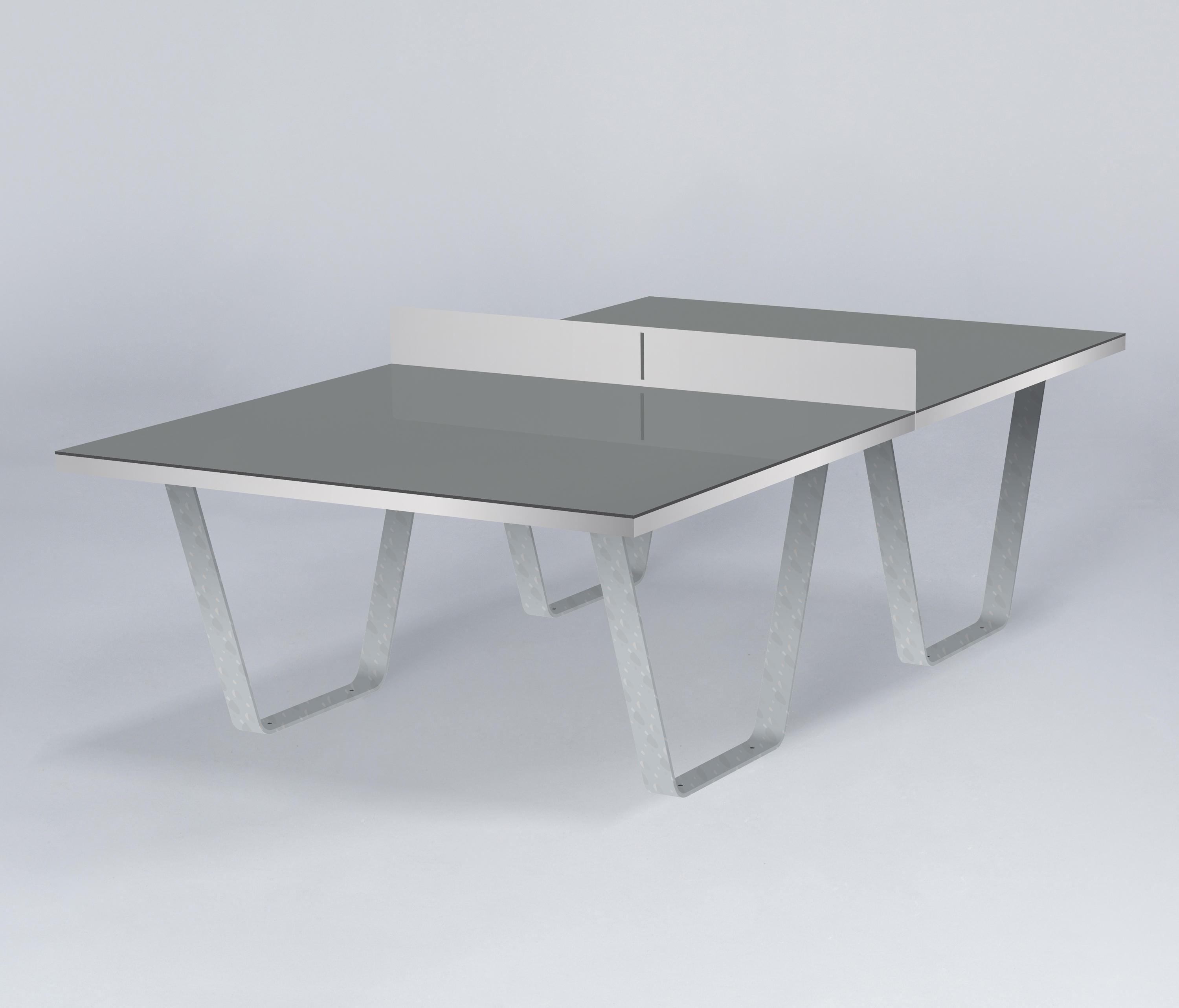 Oxygene Ping Pong Table By Area Dining Tables