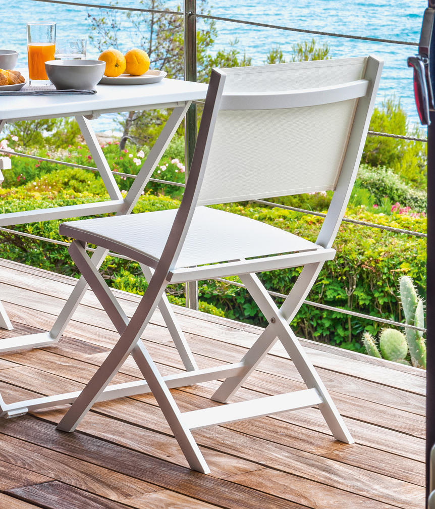Queen Folding Chair By Talenti Garden Chairs