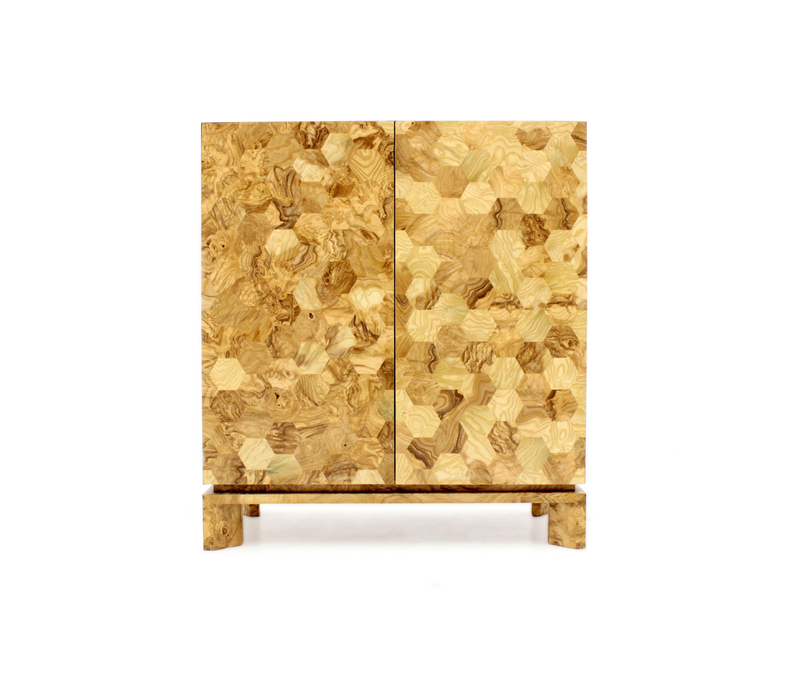 Bee Cabinet Olivato By Paulo Antunes Cabinets