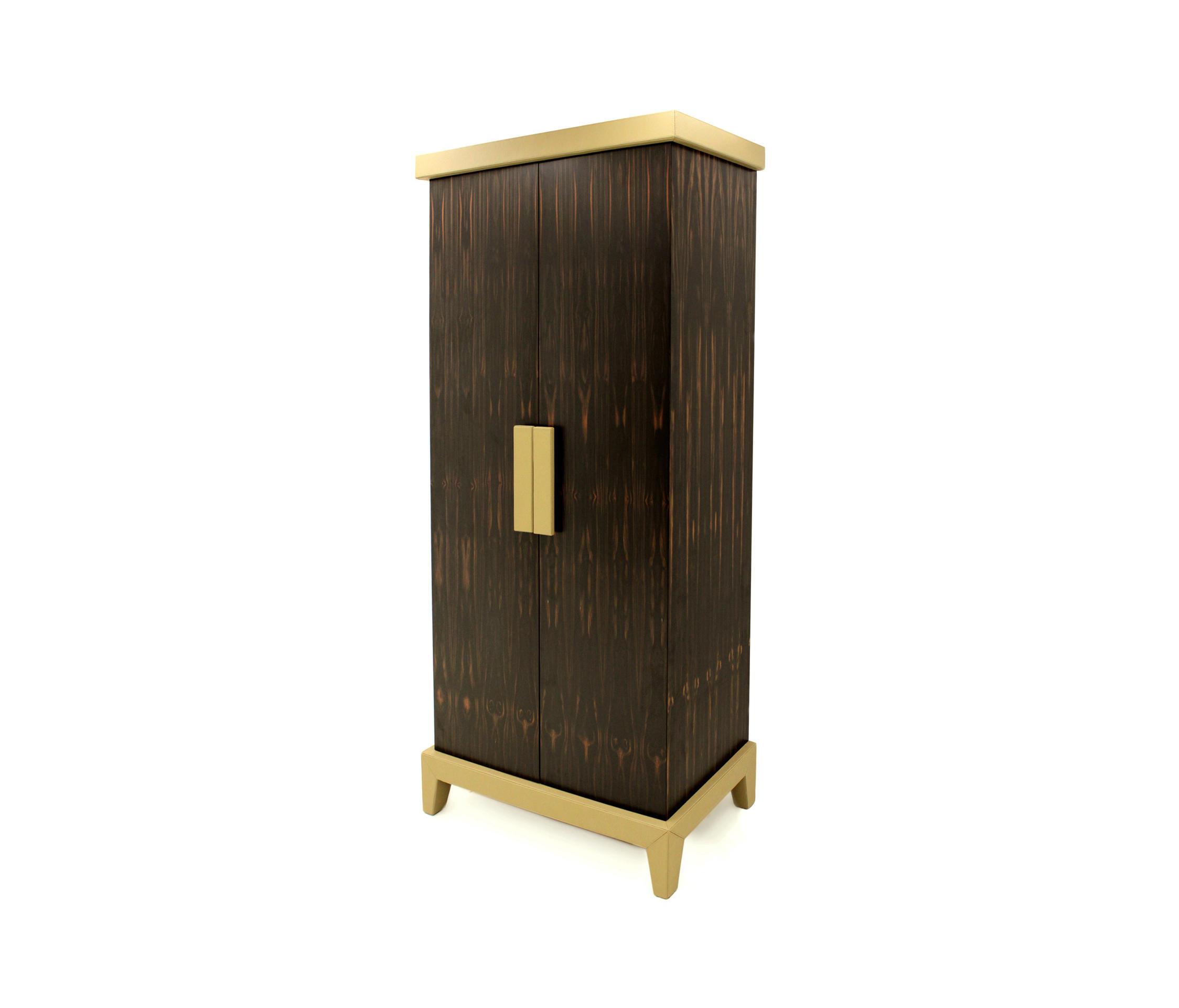 ... Grande Ebony Wardrobe By PAULO ANTUNES | Cabinets ...