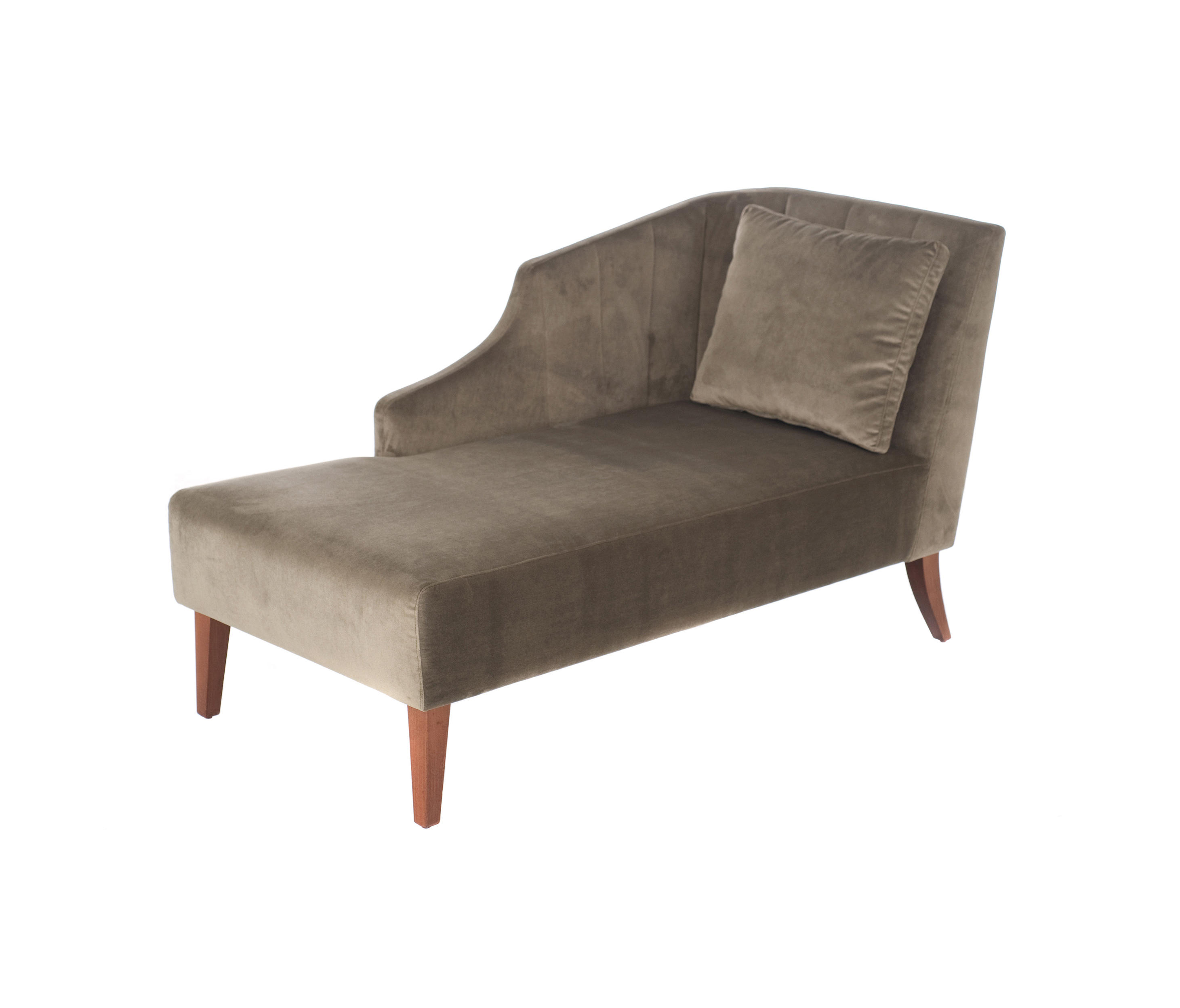 Aspen chaise longue recamieres from paulo antunes - Chaise longue chilienne ...