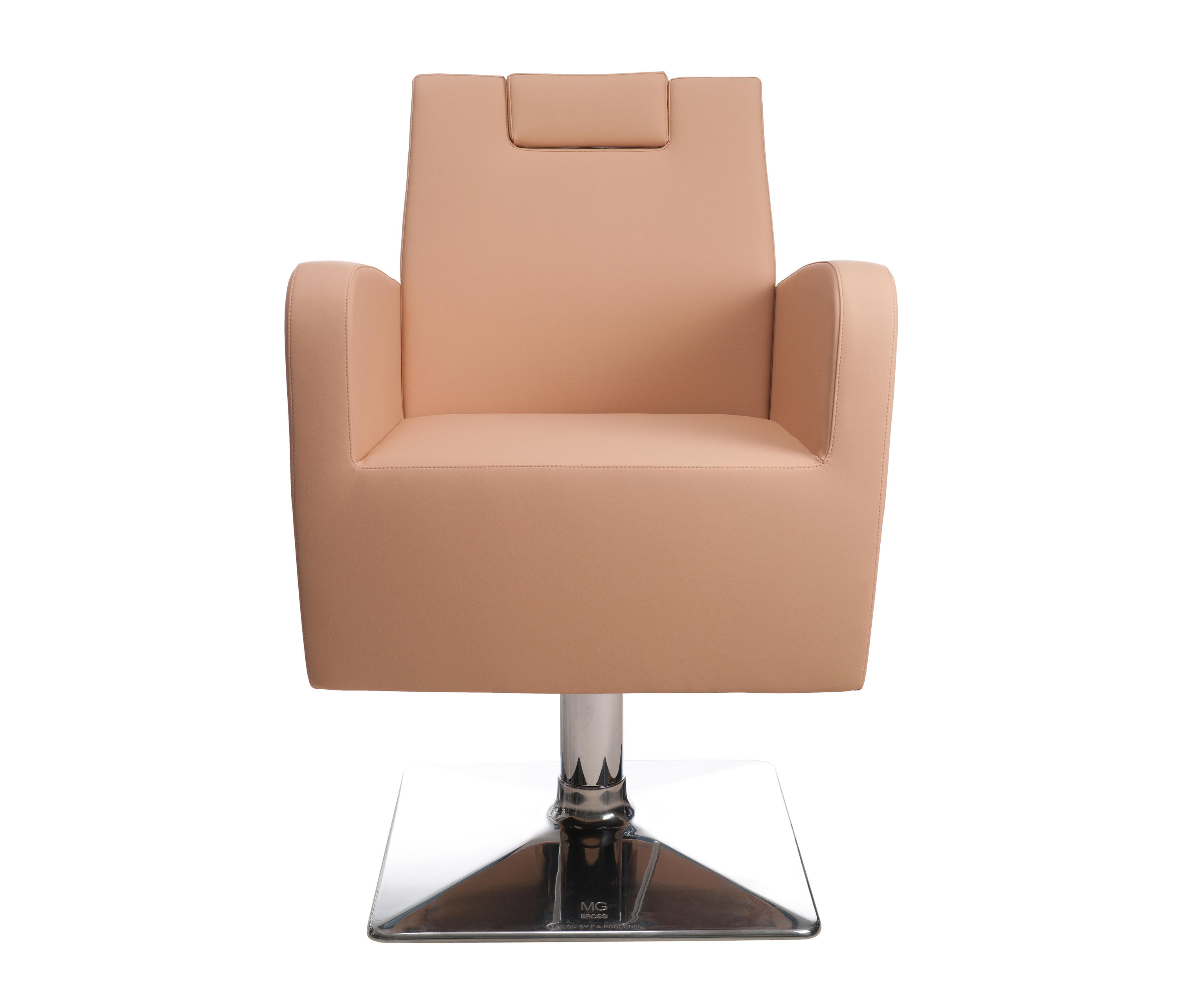 ... Bliss | Styling Salon Chair By GAMMA U0026 BROSS | Barber Chairs ...