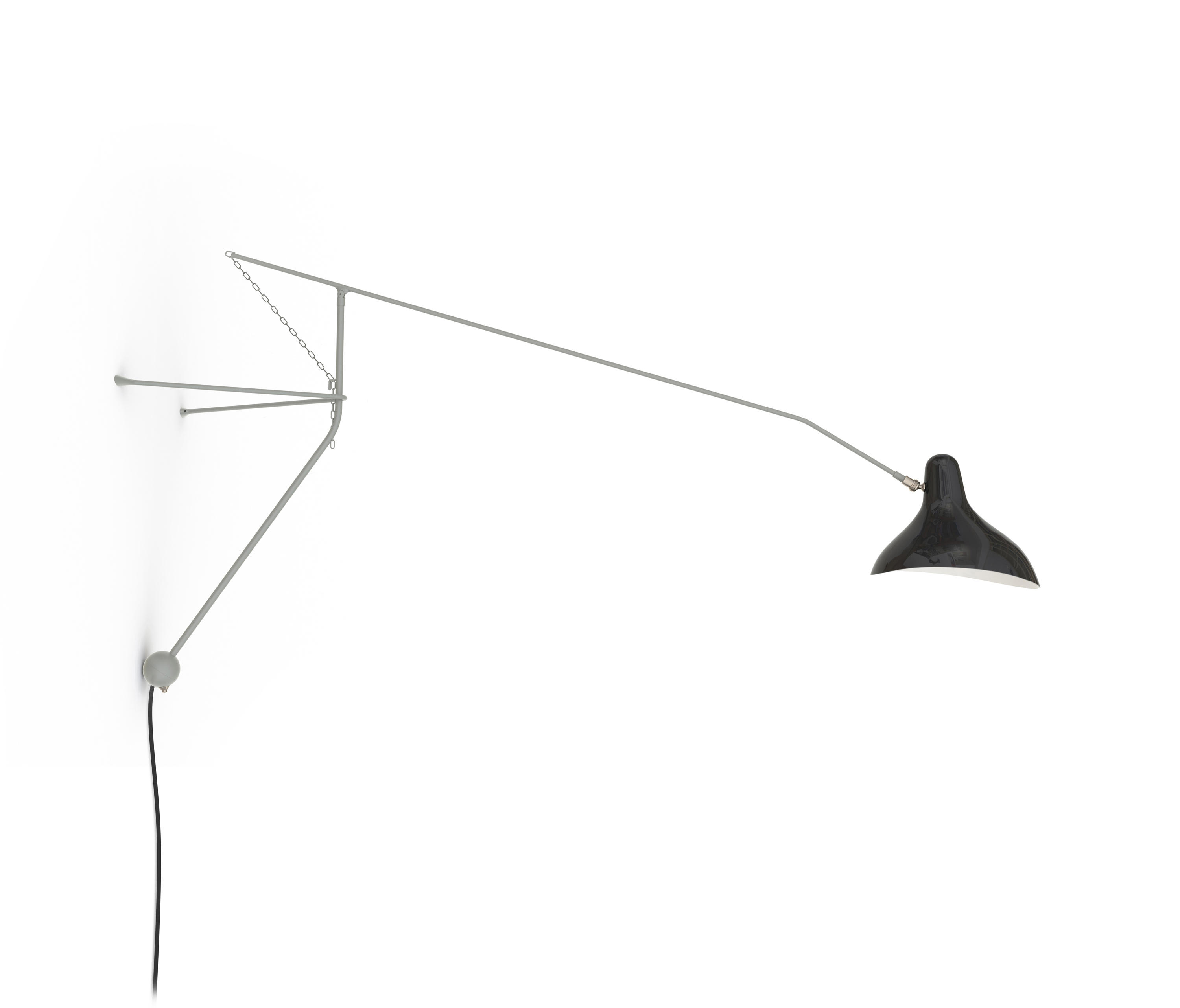 Mantis Bs2 Gr Bl Wall Lights From Dcw 233 Ditions