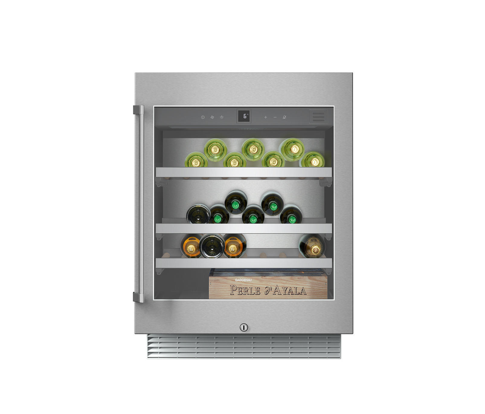 conservador de vino vario serie 400 rw 402 frigor ficos neveras de gaggenau architonic. Black Bedroom Furniture Sets. Home Design Ideas