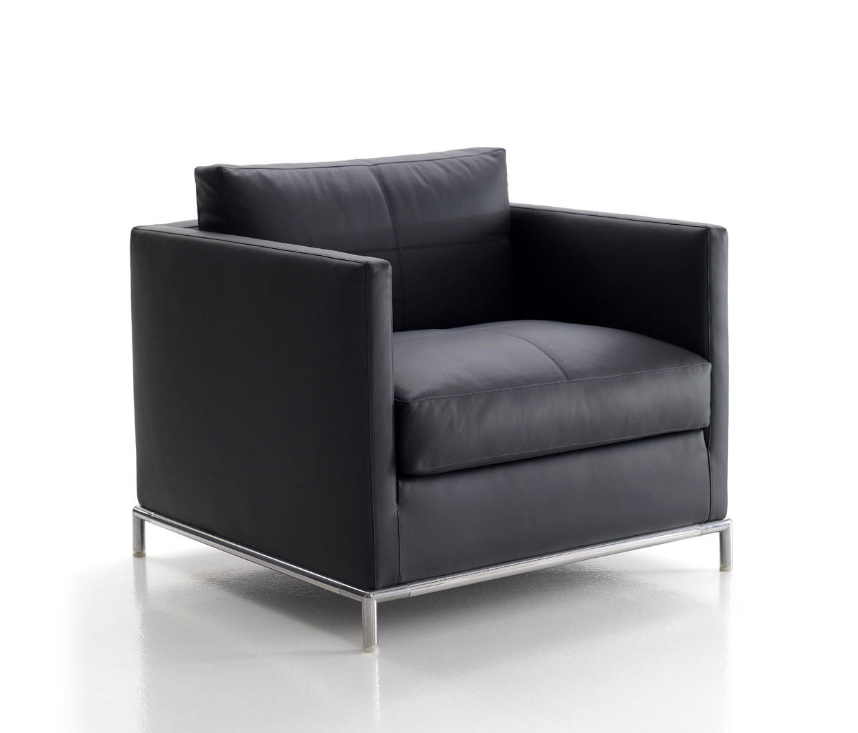 george armchair poltrone lounge b b italia architonic. Black Bedroom Furniture Sets. Home Design Ideas