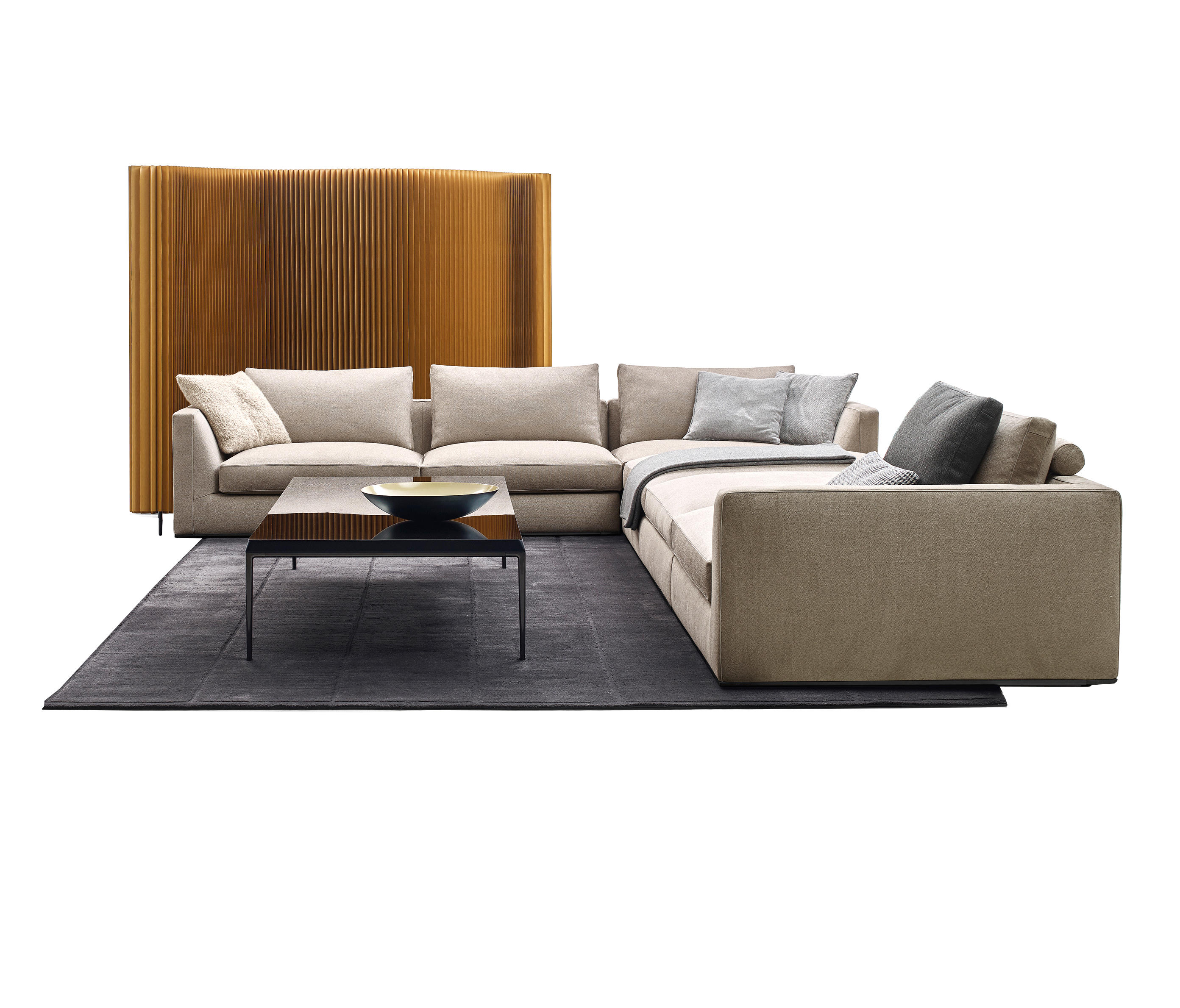 Richard sofa sofas from b b italia architonic for B en b italia
