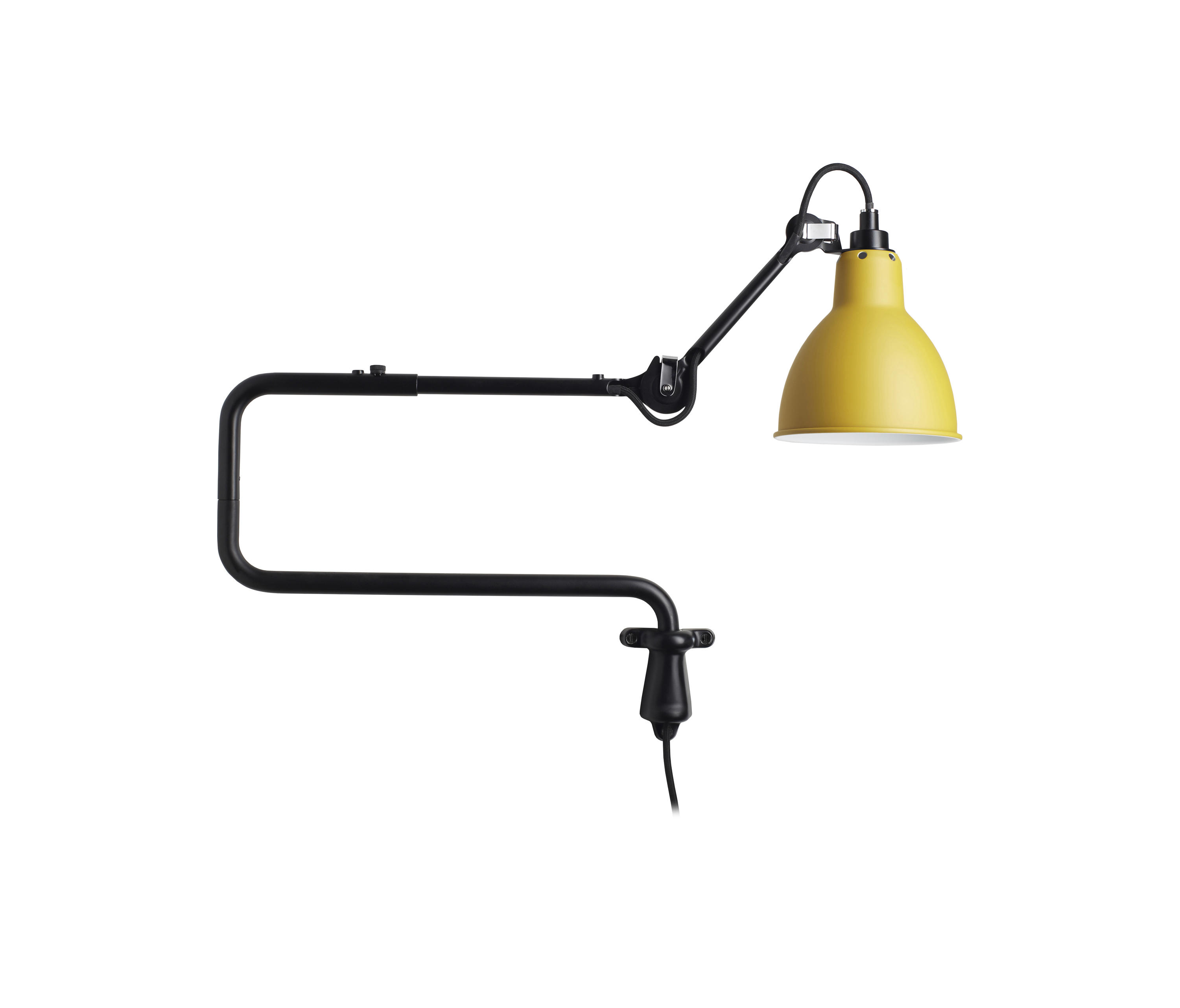 lampe gras n 303 yellow iluminaci n general de dcw ditions architonic. Black Bedroom Furniture Sets. Home Design Ideas