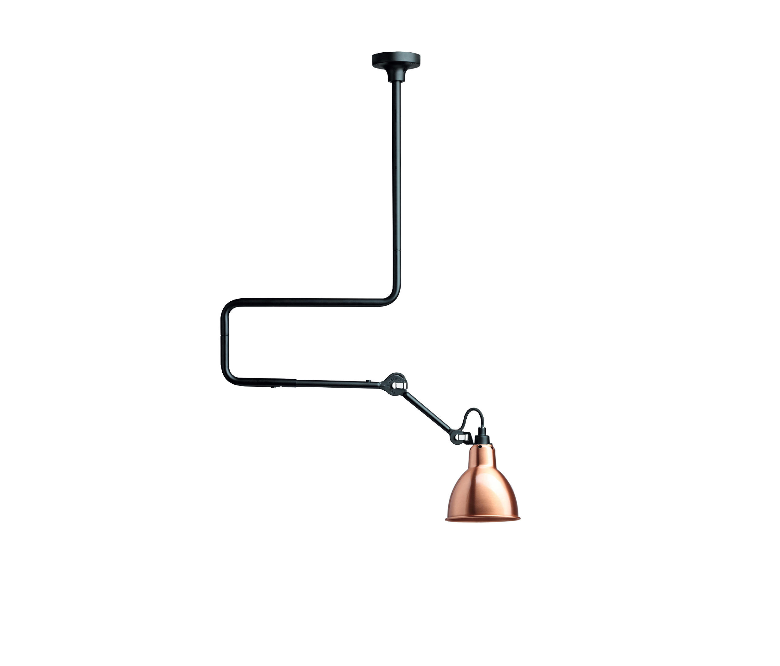 lampe gras n 312 copper general lighting from dcw ditions architonic. Black Bedroom Furniture Sets. Home Design Ideas