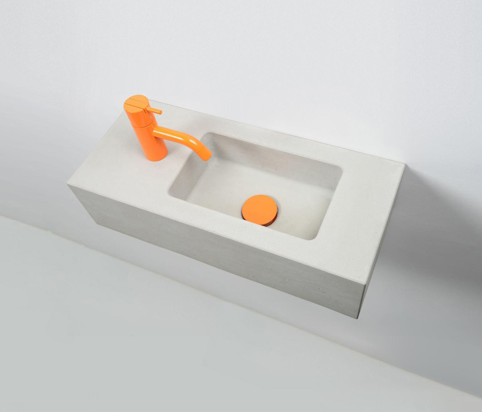 Fox Wash Basins From Kast Concrete Basins Architonic