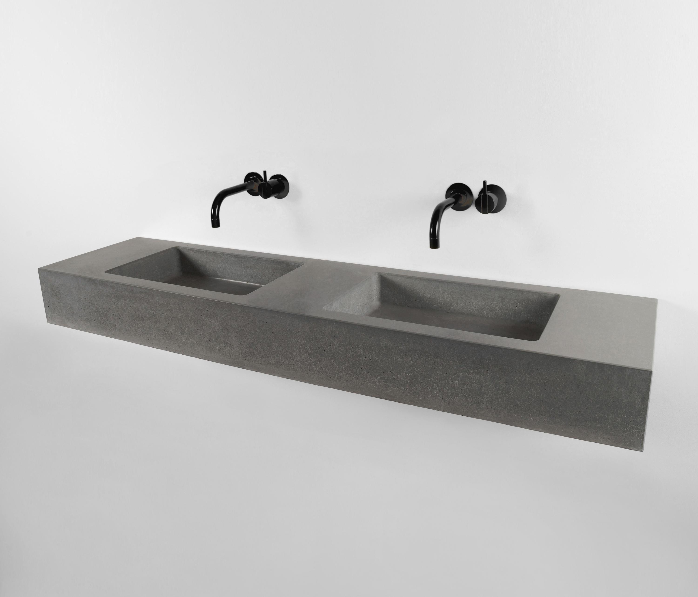 Sienna Wash Basins From Kast Concrete Basins Architonic
