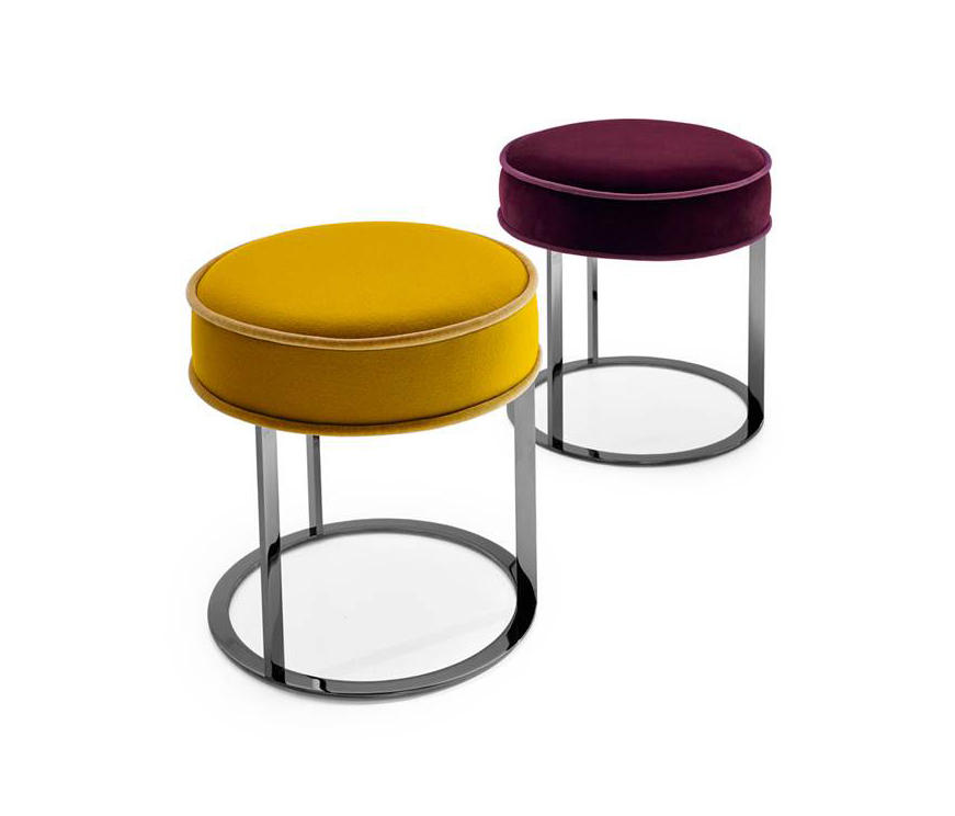 LITHOS POUF Ottomans from Maxalto Architonic