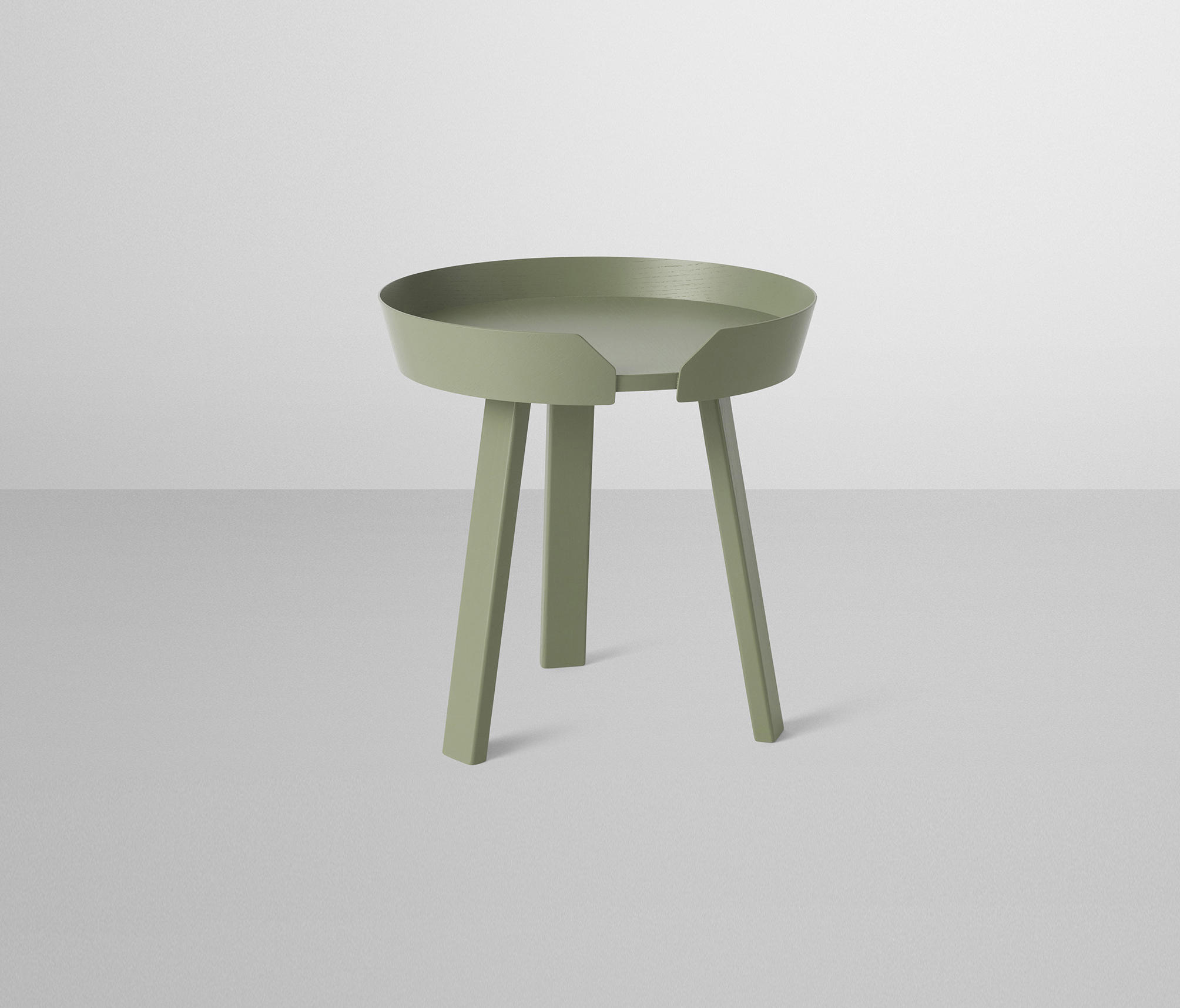 Around Coffee Table Small By Muuto Side Tables