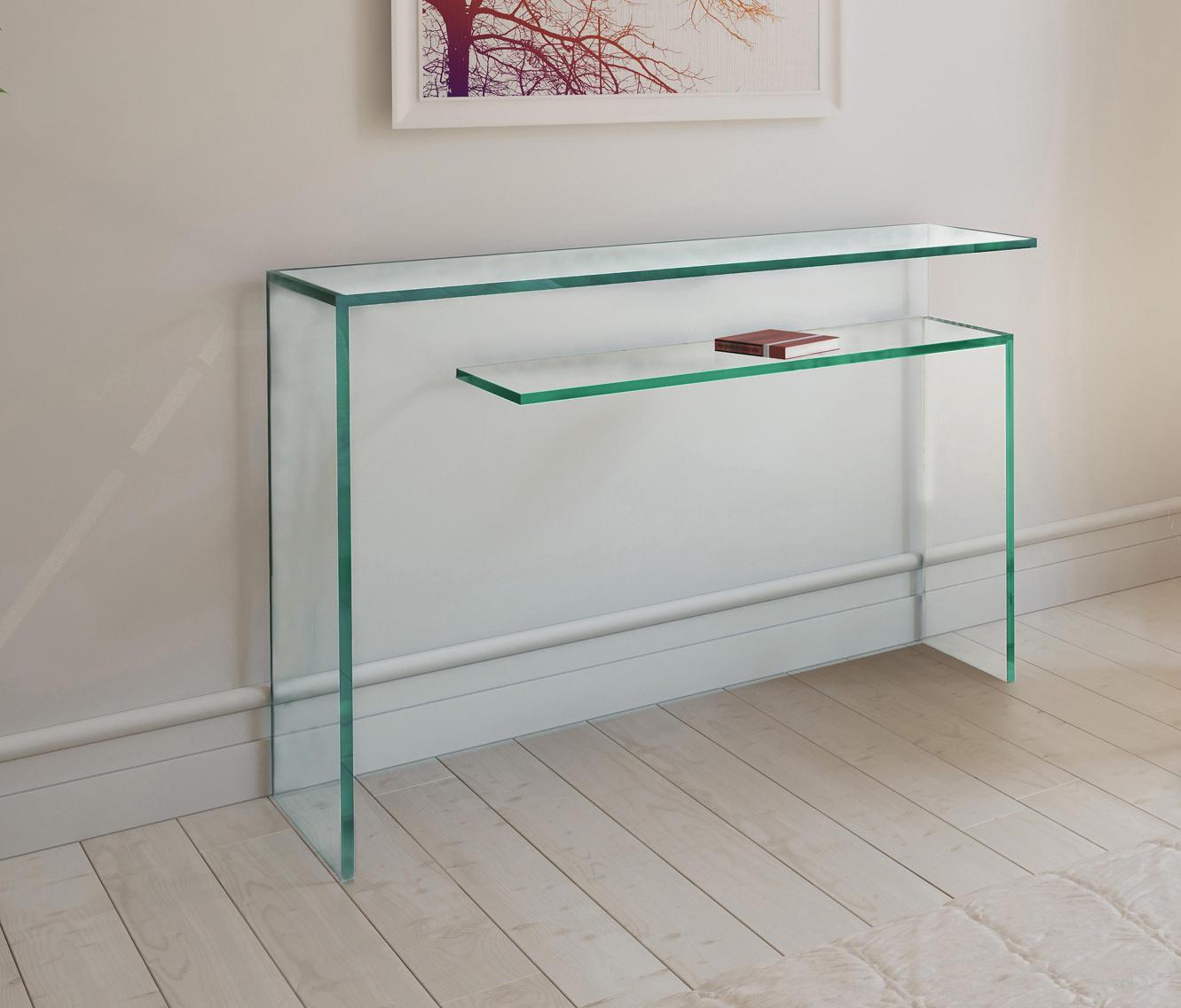 konsole l 105 ow c konsoltische von dreieck design. Black Bedroom Furniture Sets. Home Design Ideas