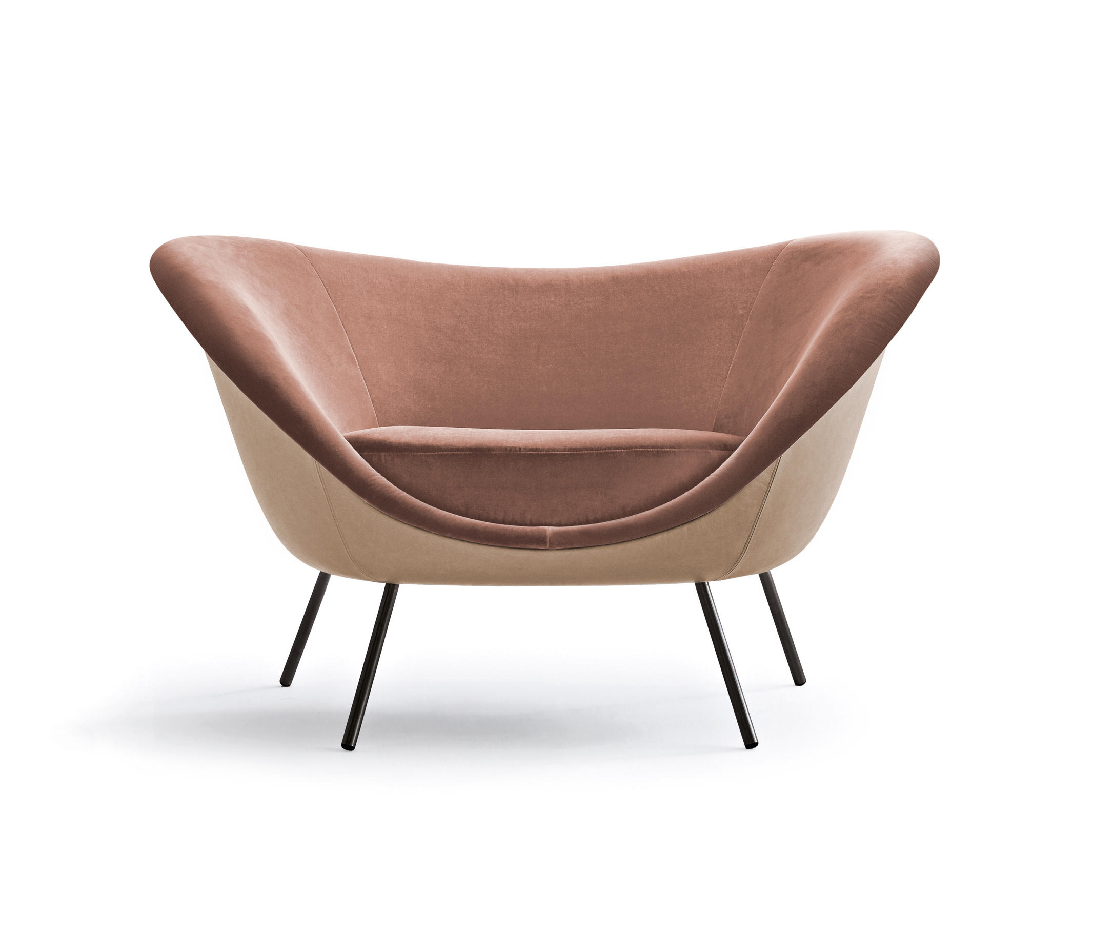 Armchair lounge chairs from molteni c architonic for Armchair furniture