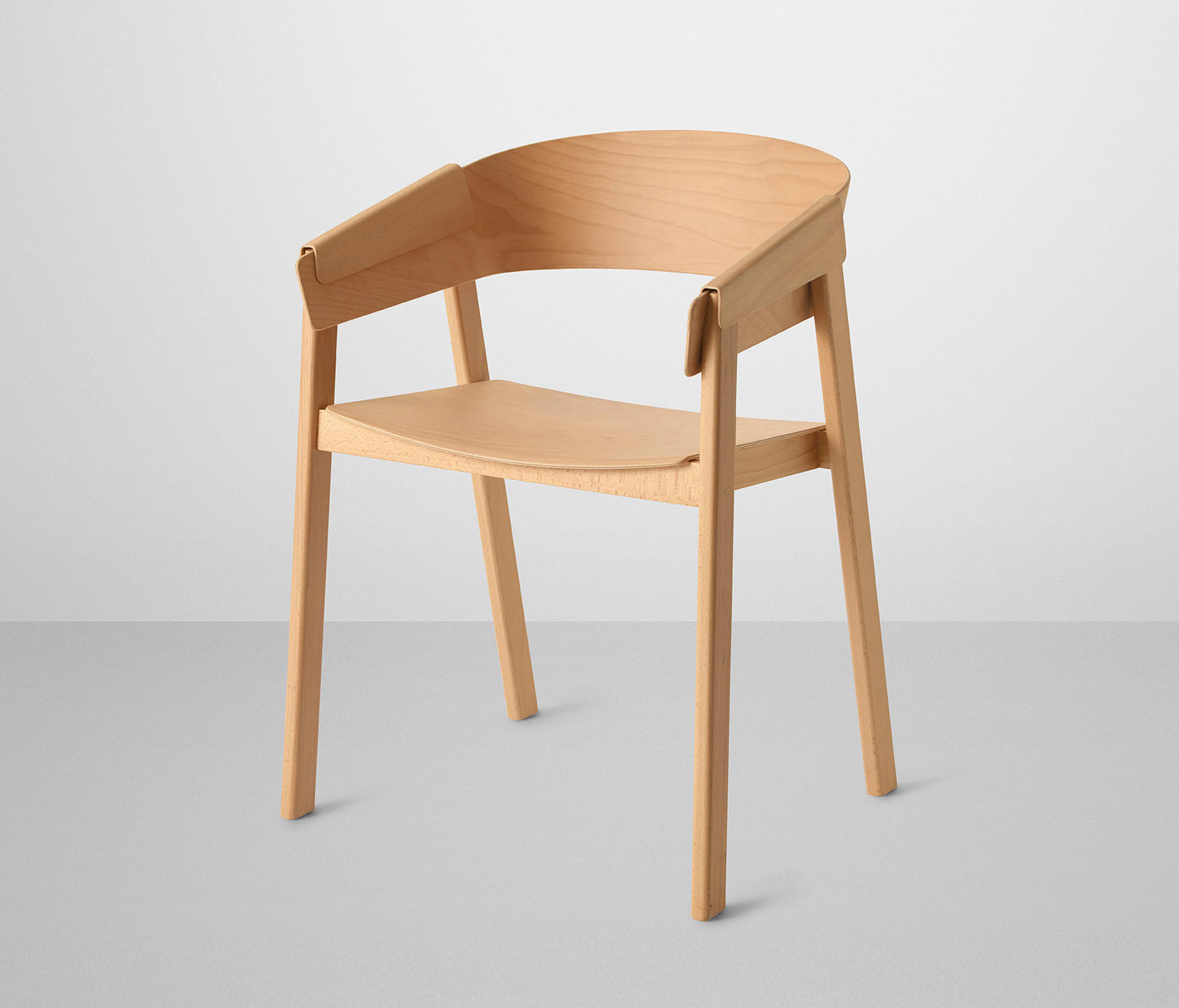 Beau Cover Chair By Muuto | Chairs