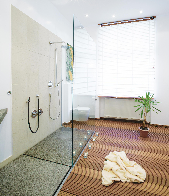 Duschelement duschwannen von baqua architonic - Bad holzboden ...