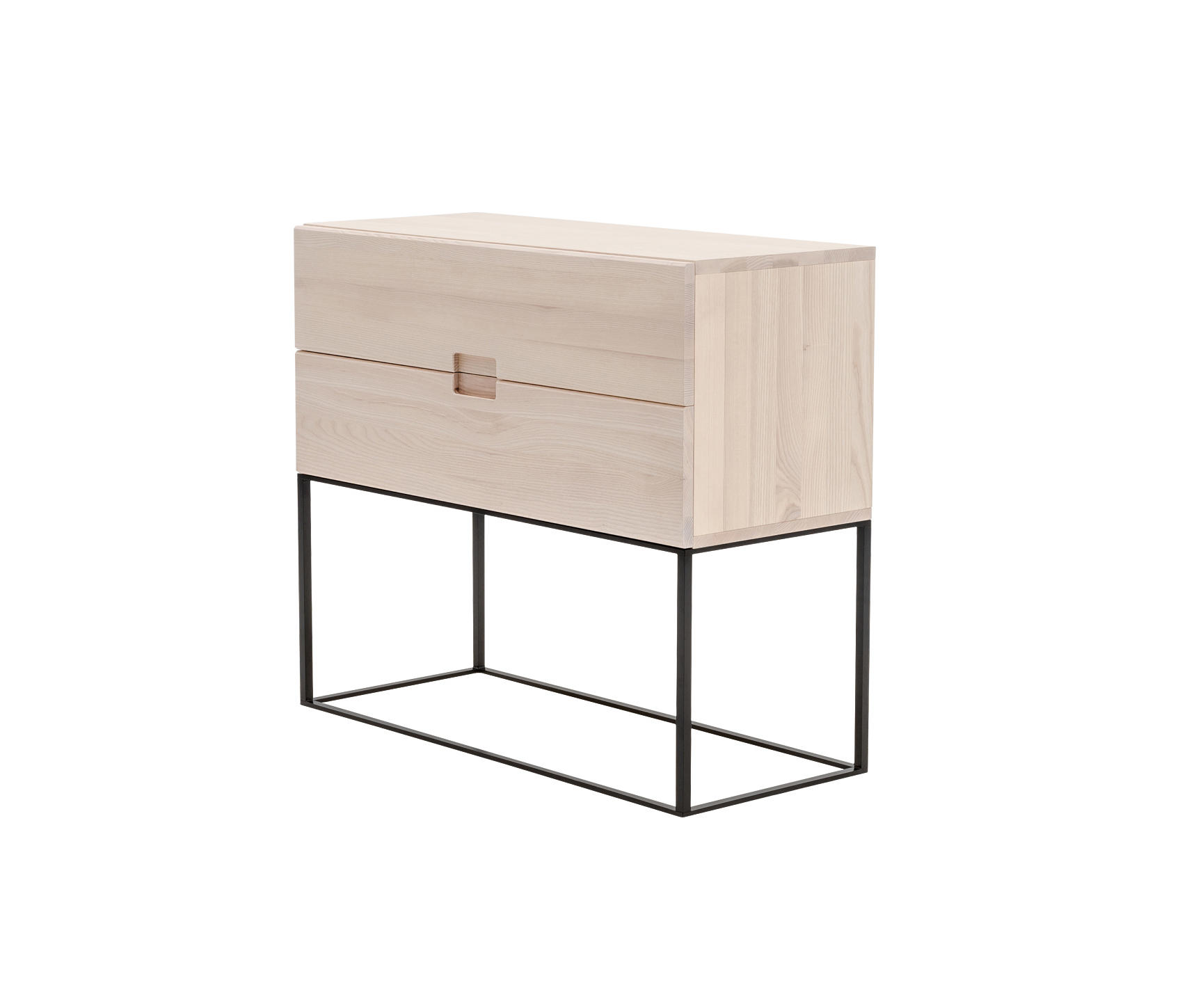 fischer nachttische von objekte unserer tage architonic. Black Bedroom Furniture Sets. Home Design Ideas
