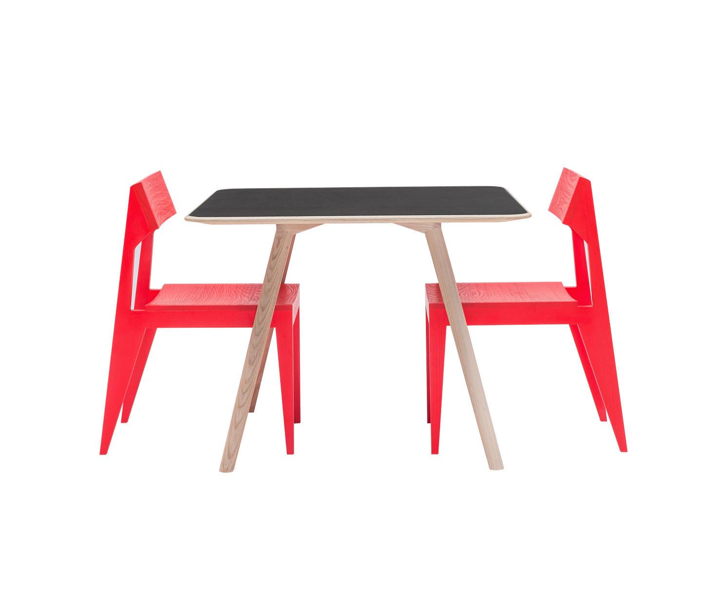 meyer s esstische von objekte unserer tage architonic. Black Bedroom Furniture Sets. Home Design Ideas