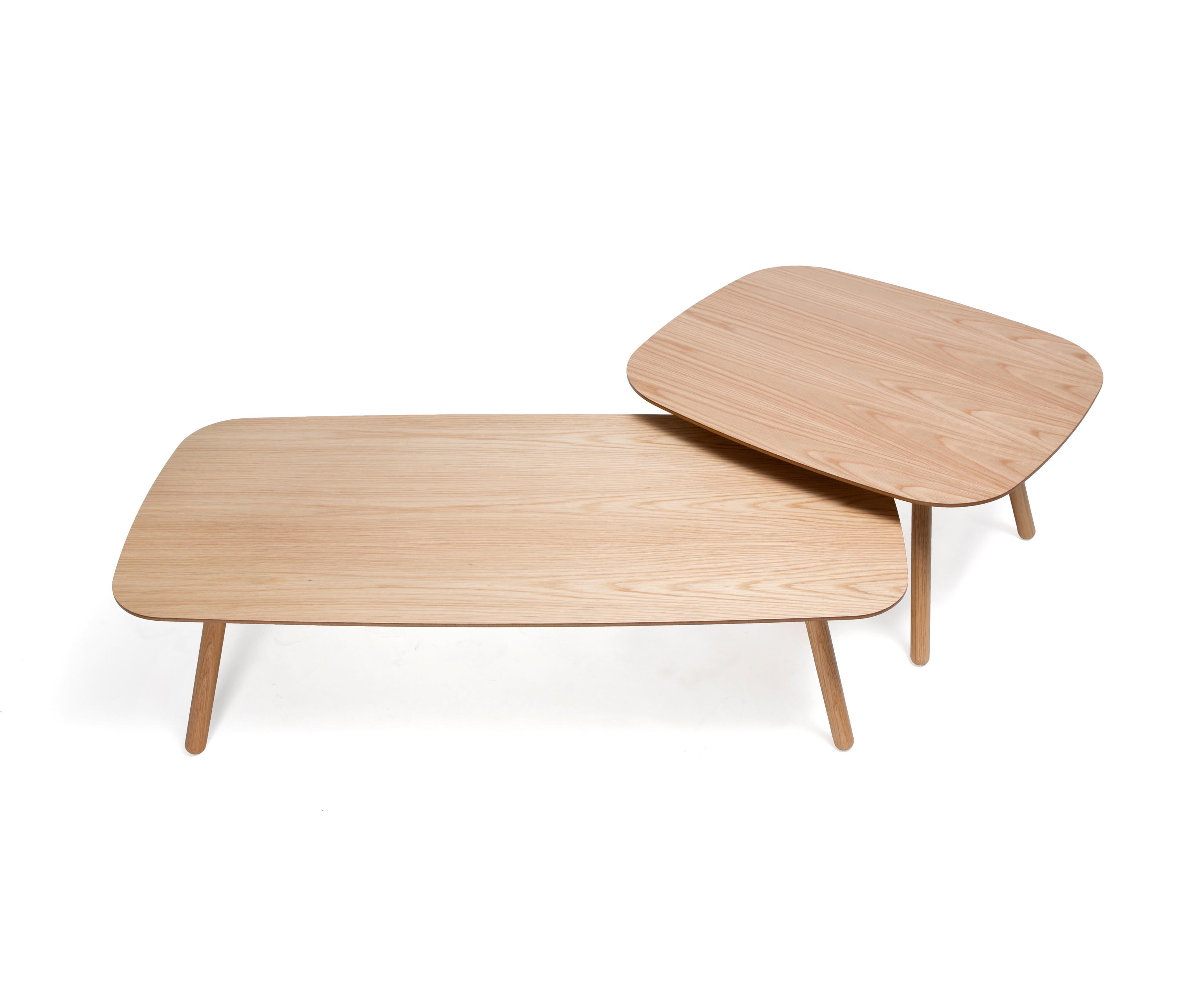 BONDO WOOD Side tables from Inno