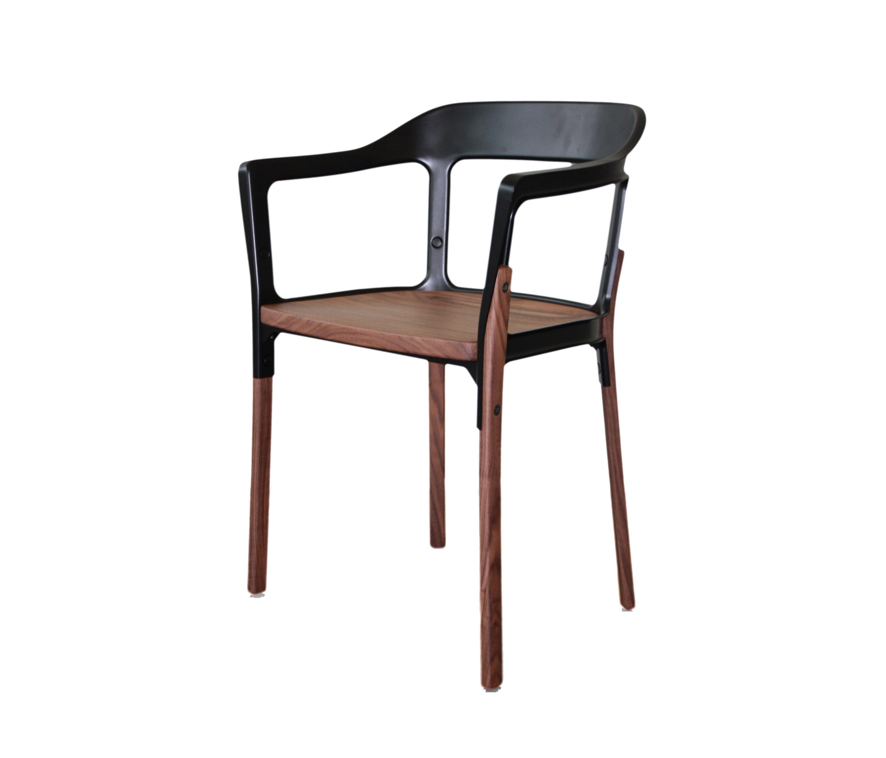 Steelwood chair visitors chairs side chairs from magis for Magis chair
