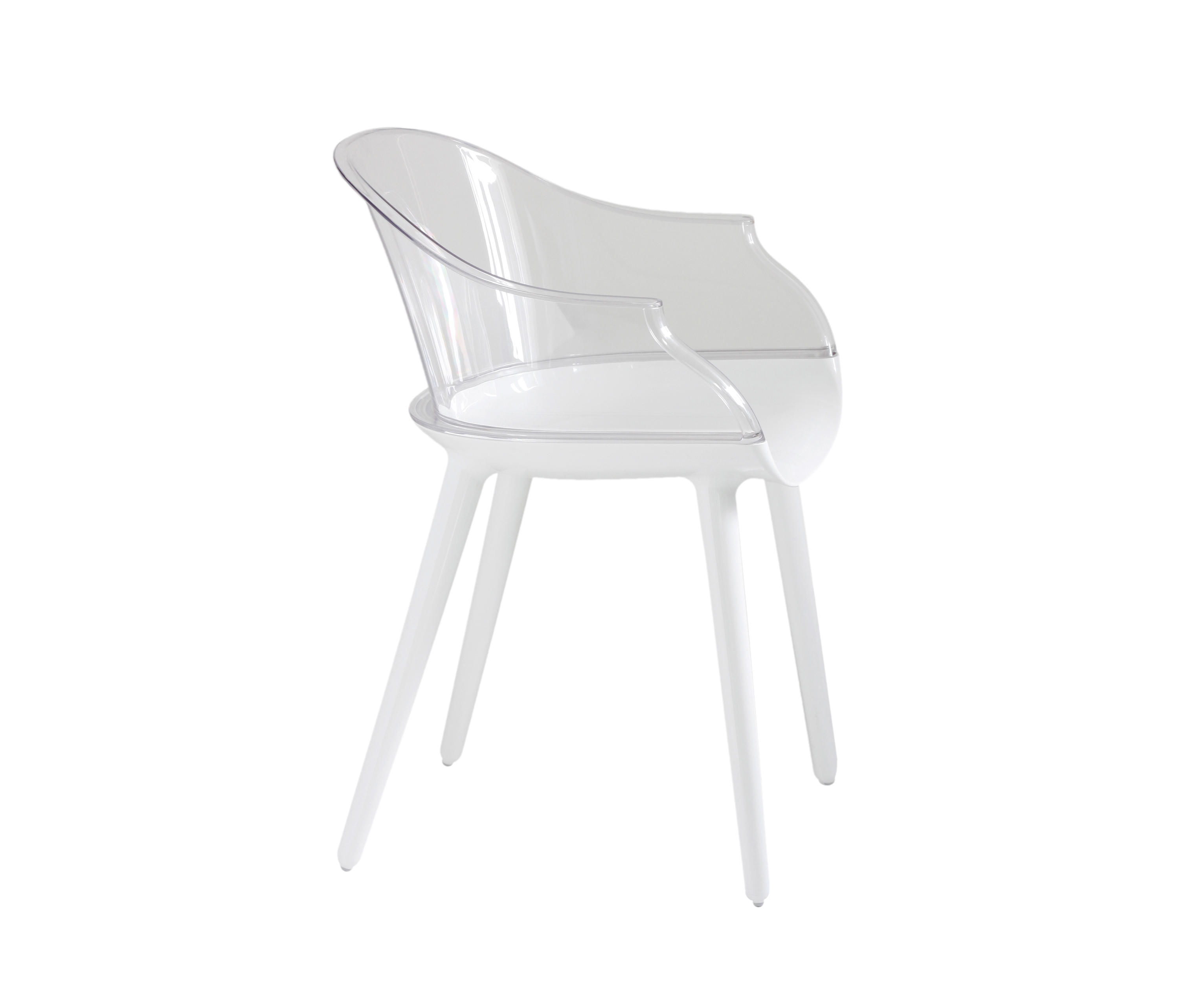 Cyborg chair restaurant chairs from magis architonic for Magis cyborg