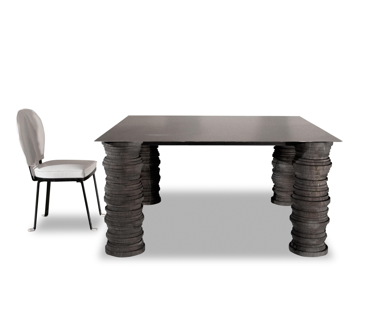Bidu tavolo tavoli conferenza baxter architonic for Tavoli baxter prezzi