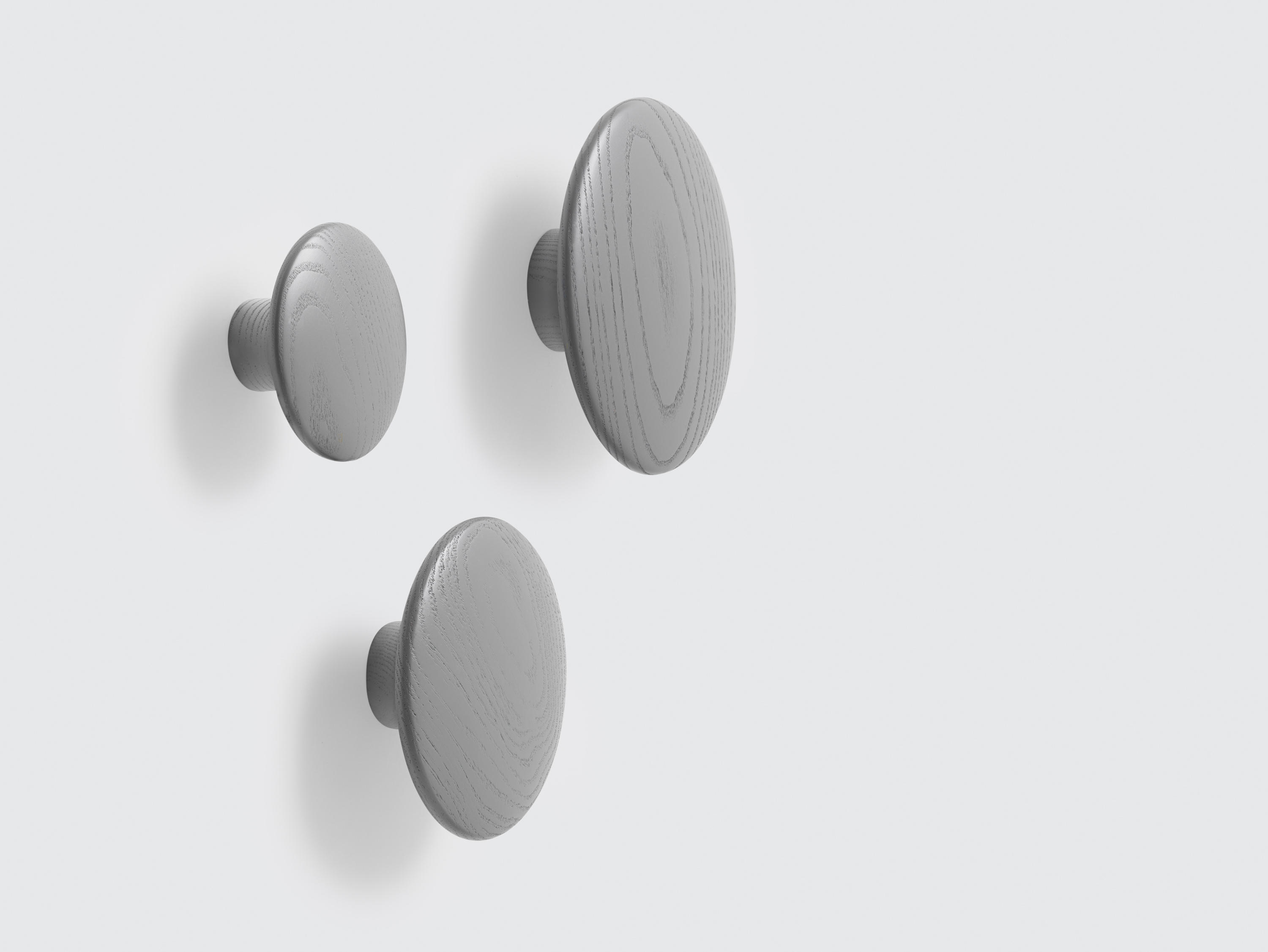 the dots coat hooks wood built in wardrobes from muuto. Black Bedroom Furniture Sets. Home Design Ideas