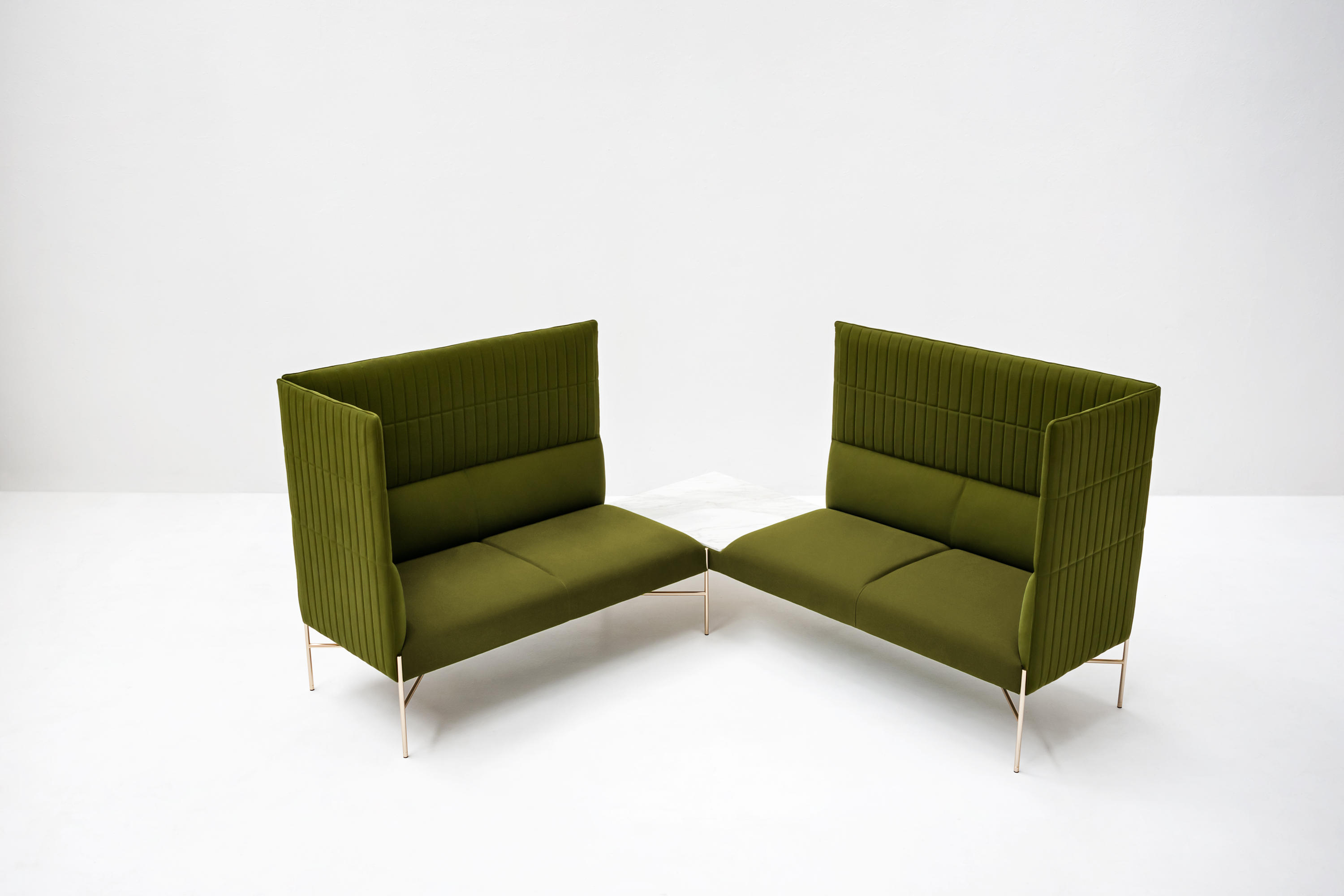 Chill Out High By Tacchini Italia Modular Seating Systems