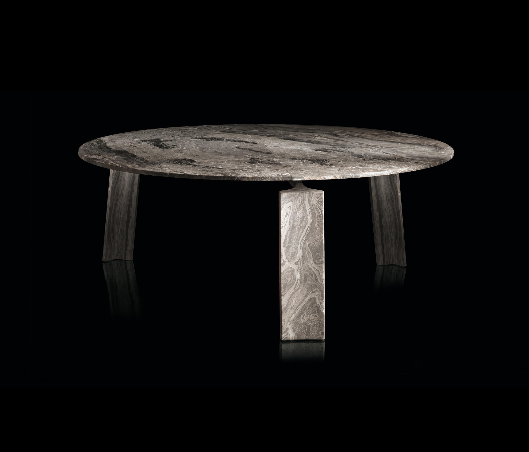 Stone Table Dining Tables From Henge Architonic