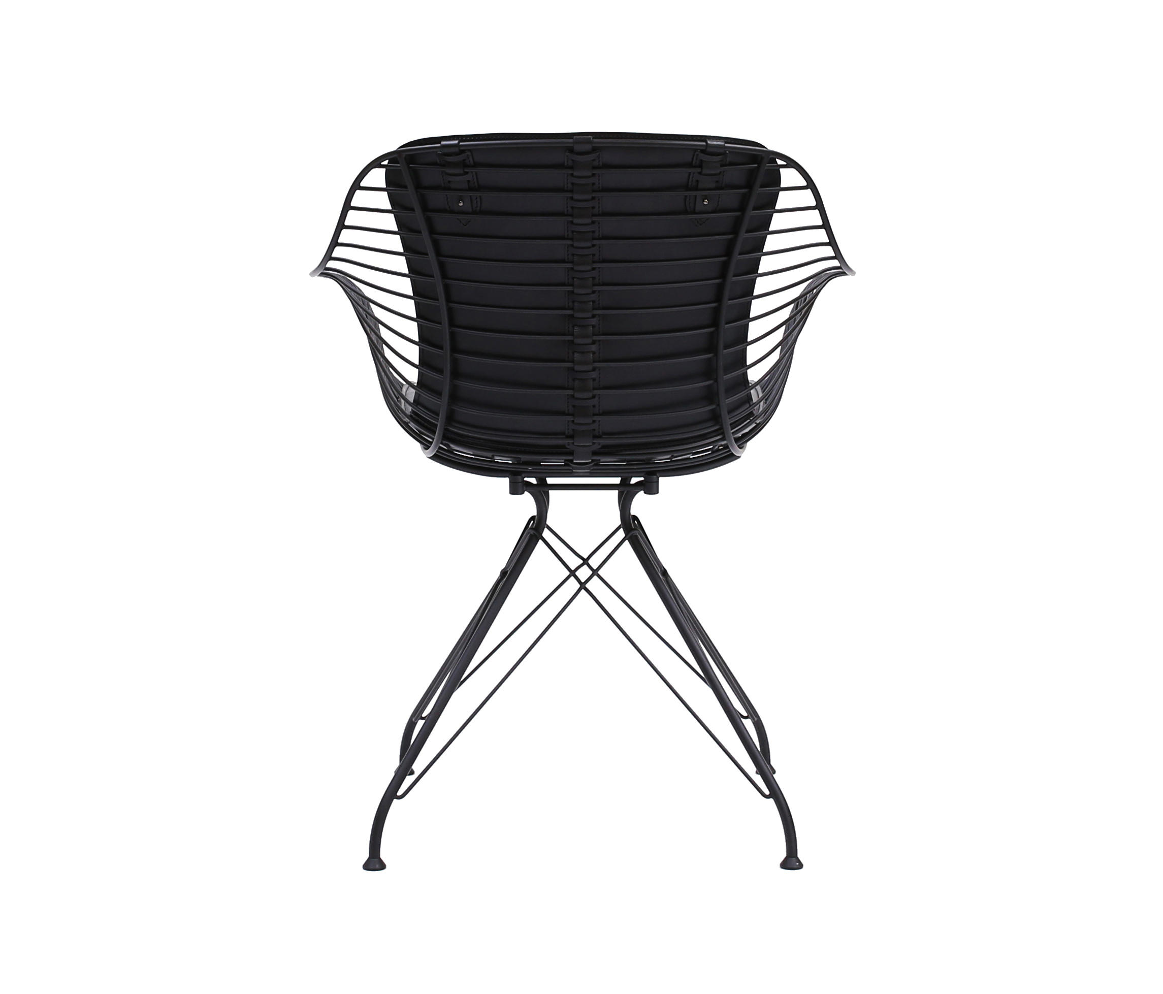 ... Wire Dining Chair By Overgaard U0026 Dyrman | Restaurant Chairs