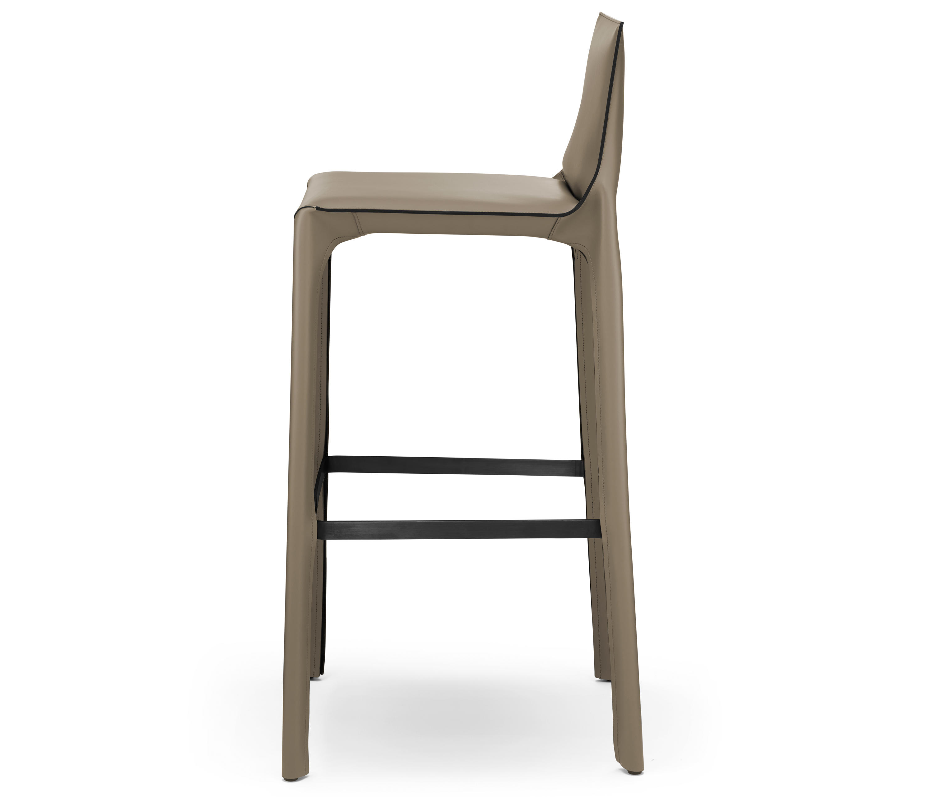 SADDLE CHAIR BARSTOOL - Bar stools from Walter Knoll | Architonic