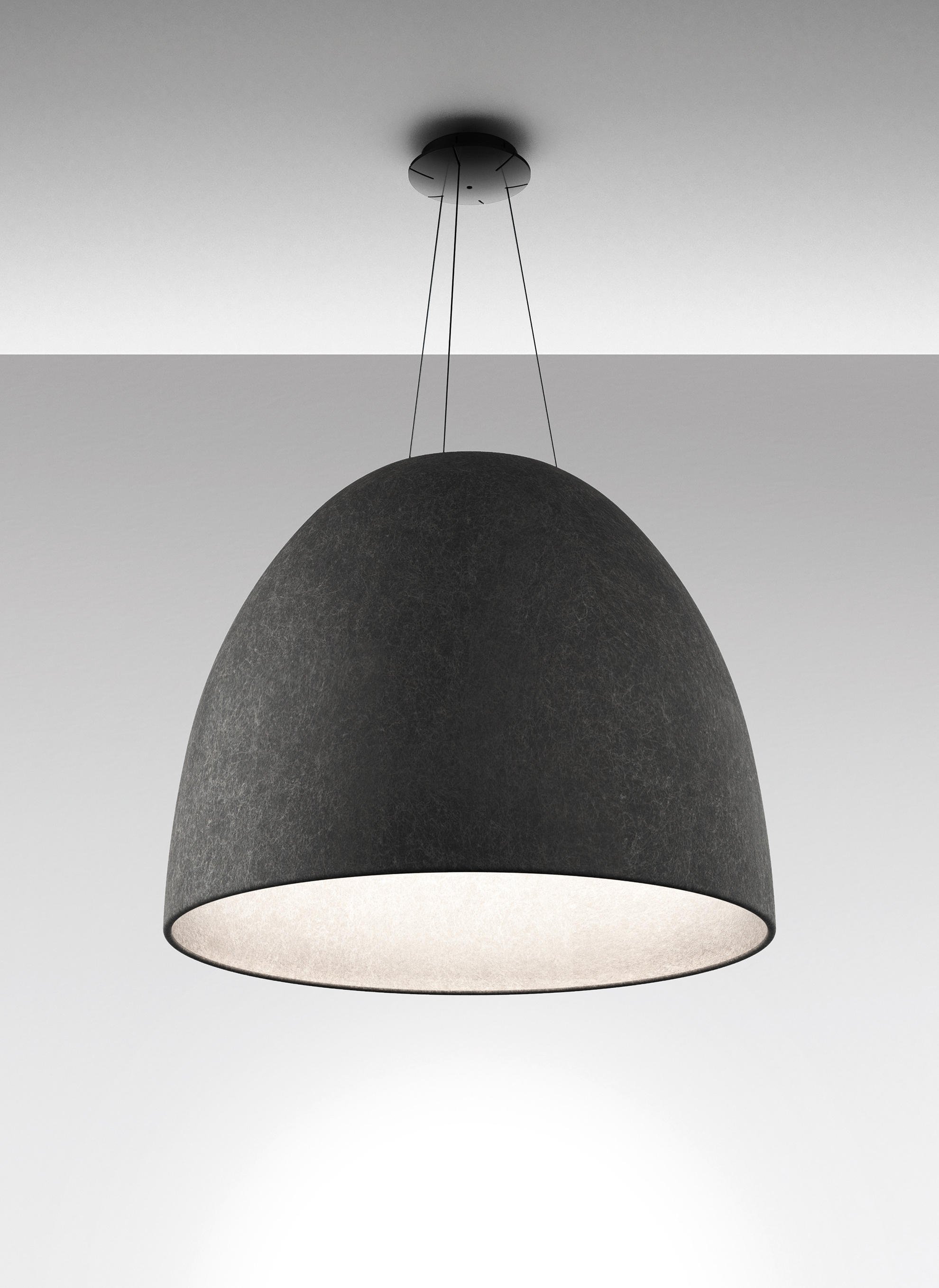 Nur Acoustic Suspended Lights From Artemide Architonic