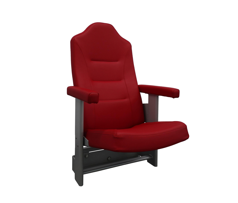 Champion DeLuxe | Stadium Seating Systems | Stechert Stahlrohrmöbel
