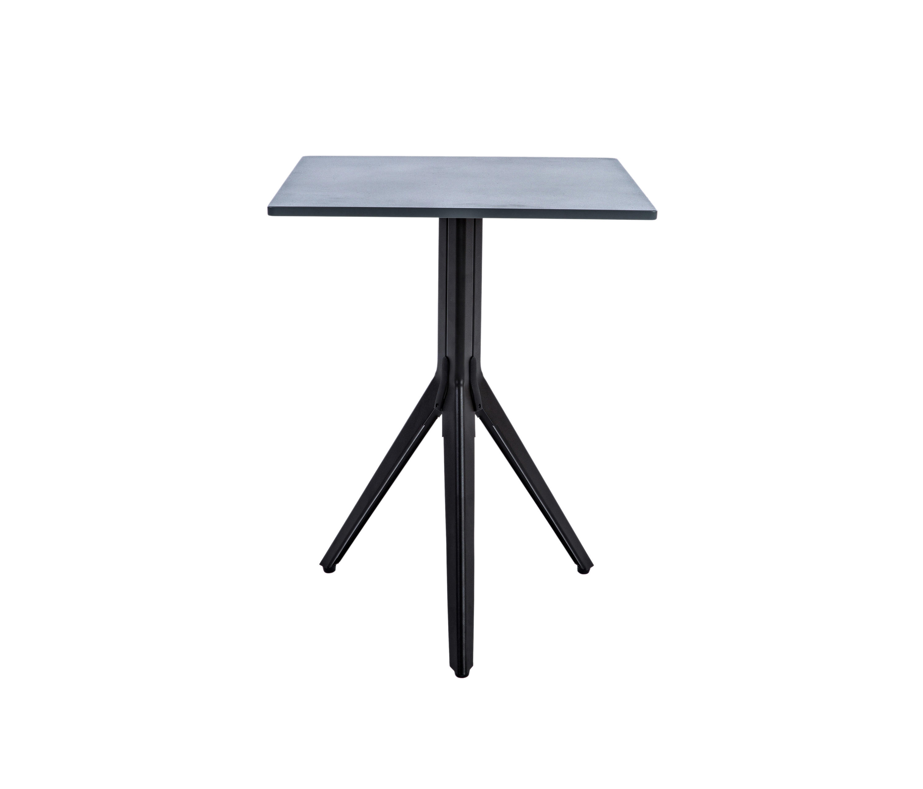 n pedestal table square top cafeteria tables tolix