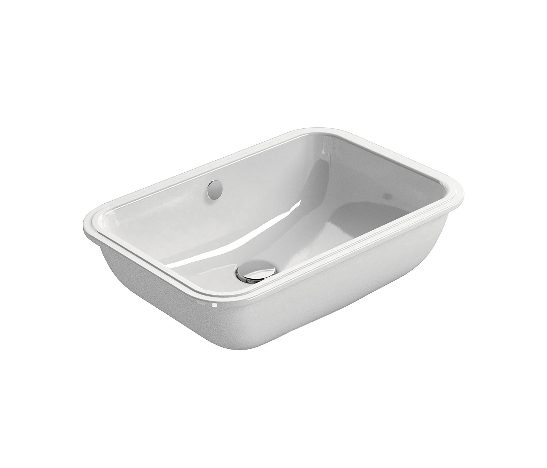 CLASSIC 55/U | WASHBASIN - Wash basins from GSI Ceramica | Architonic