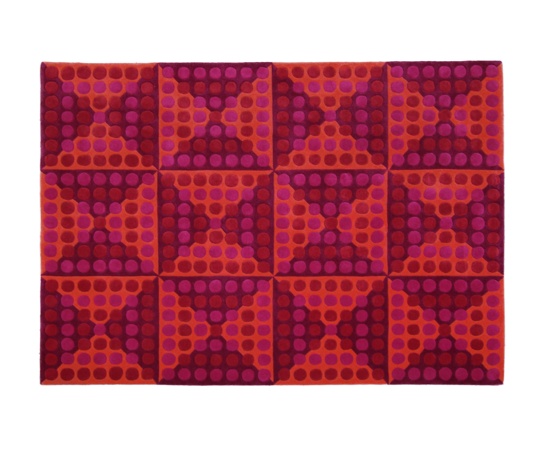 spiegel rug formatteppiche designerteppiche von verpan architonic. Black Bedroom Furniture Sets. Home Design Ideas