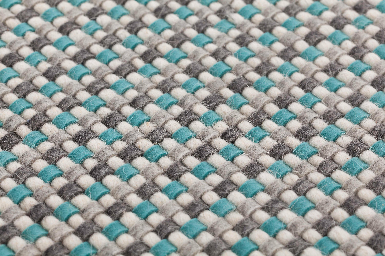 Naga Rug Turquoise 1 By Gan Rugs Designer