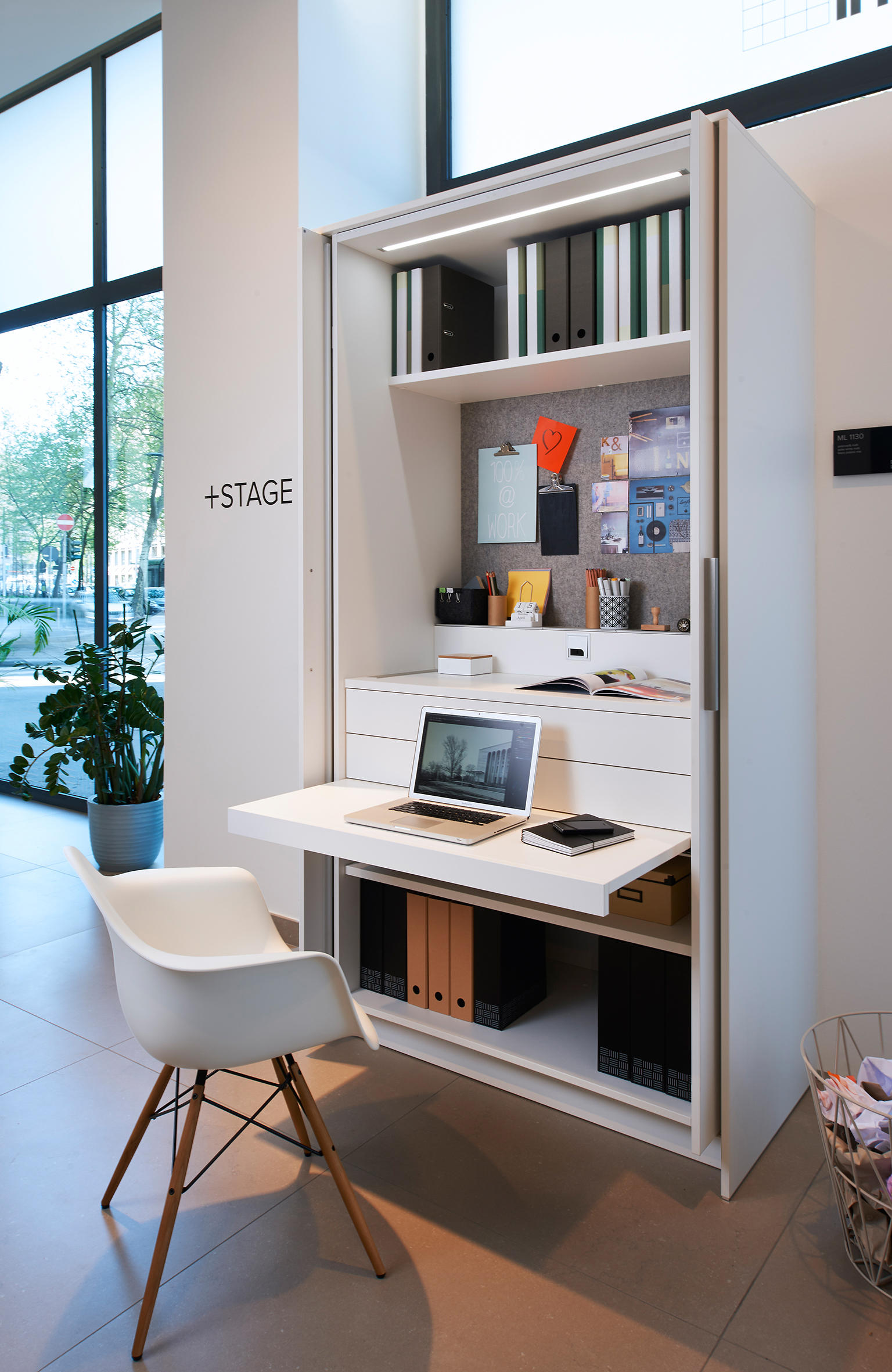 Stage Office Desks From Poggenpohl Architonic