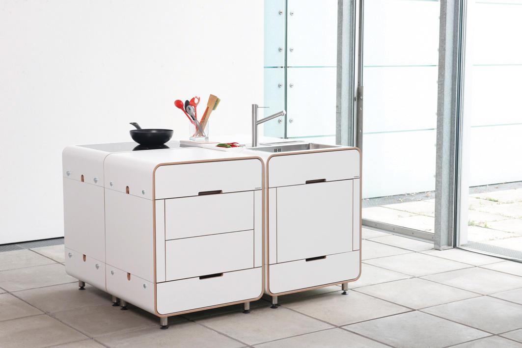 Modulare Küche a la carte modulare küche kompaktküchen stadtnomaden architonic